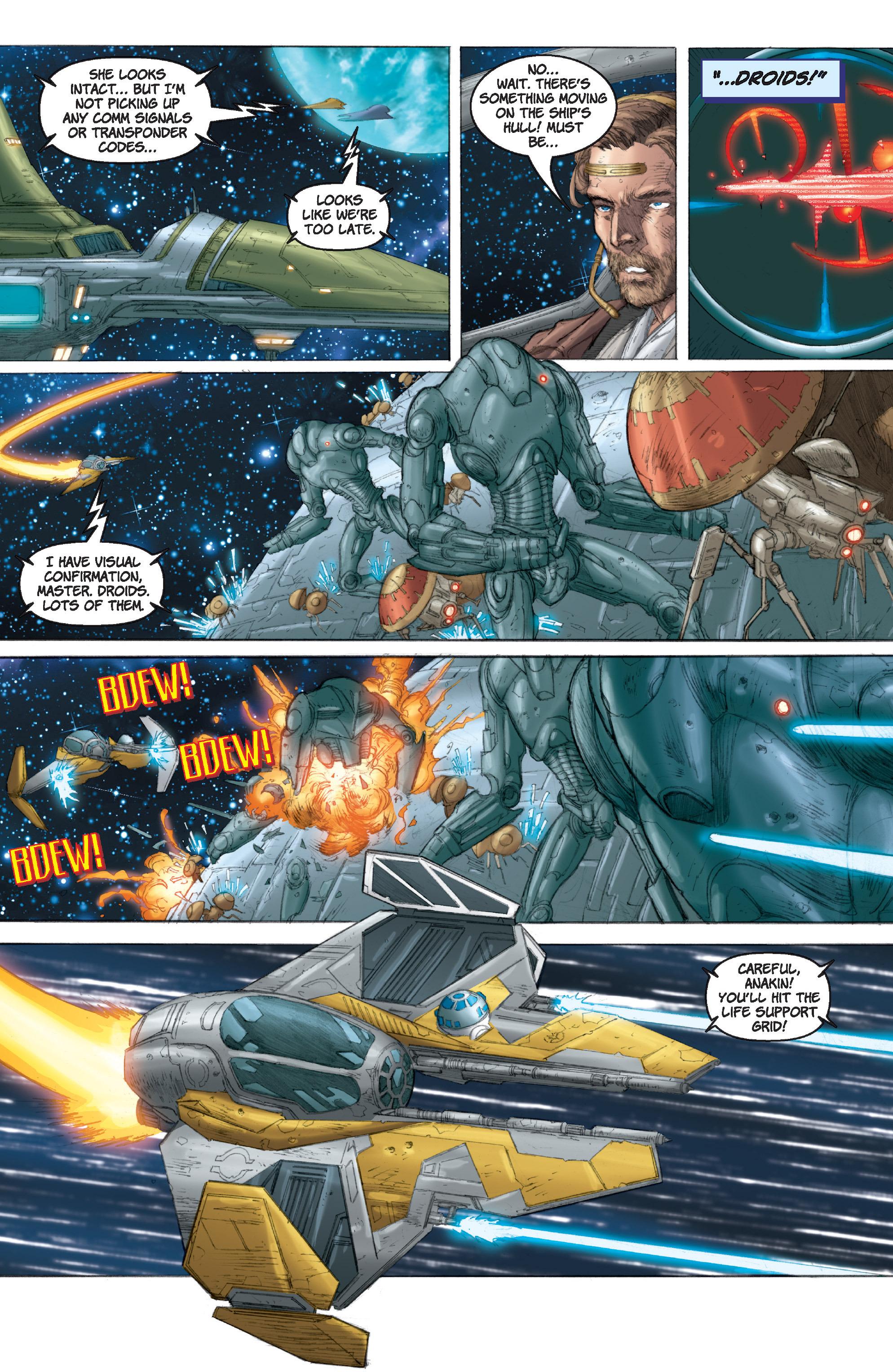 Read online Star Wars Omnibus comic -  Issue # Vol. 26 - 109
