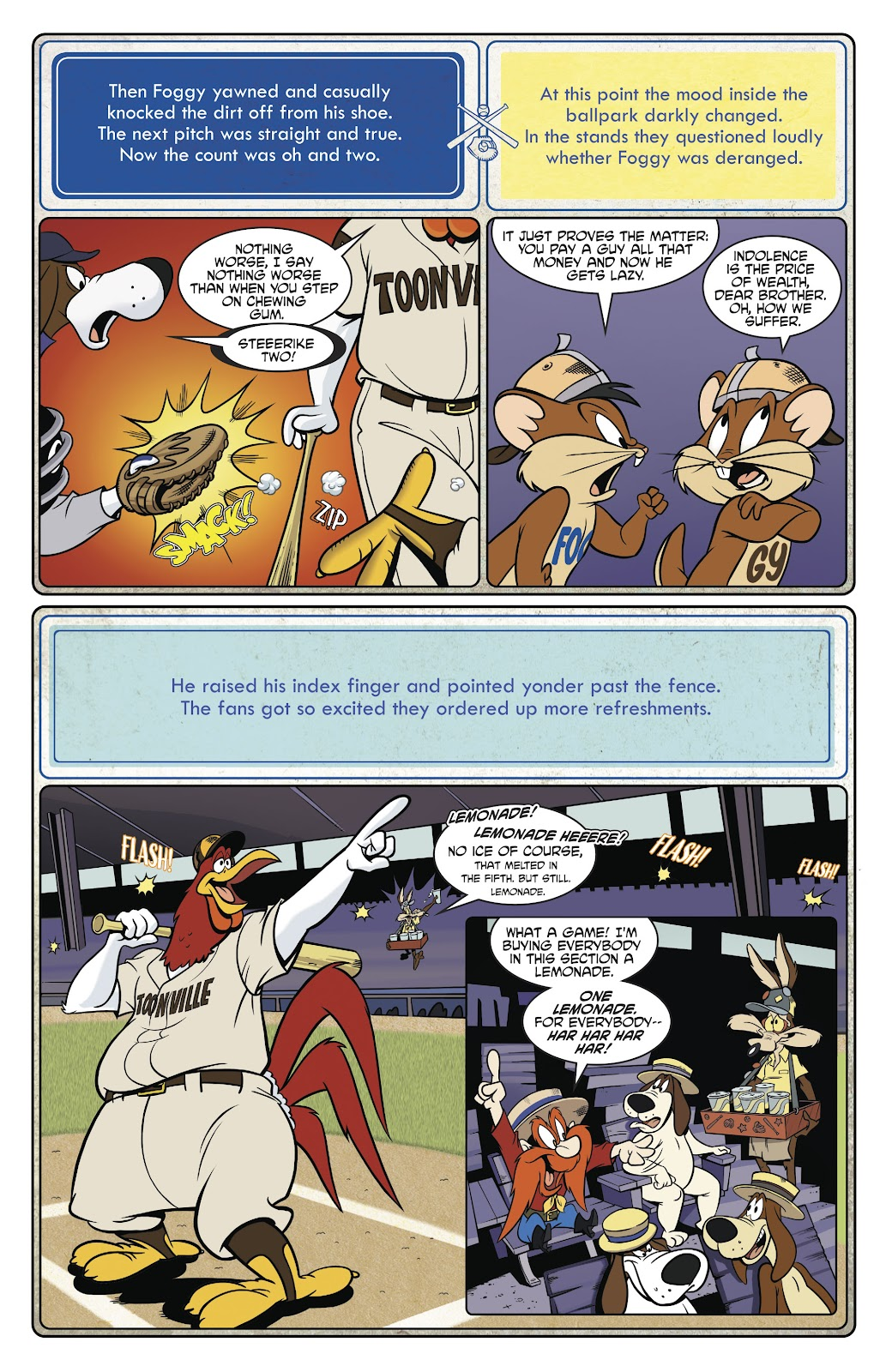 Looney Tunes (1994) issue 250 - Page 6
