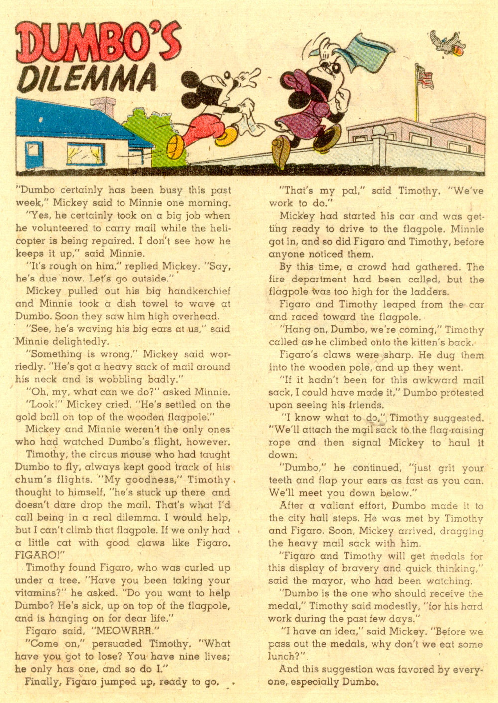 Walt Disney's Comics and Stories issue 223 - Page 25