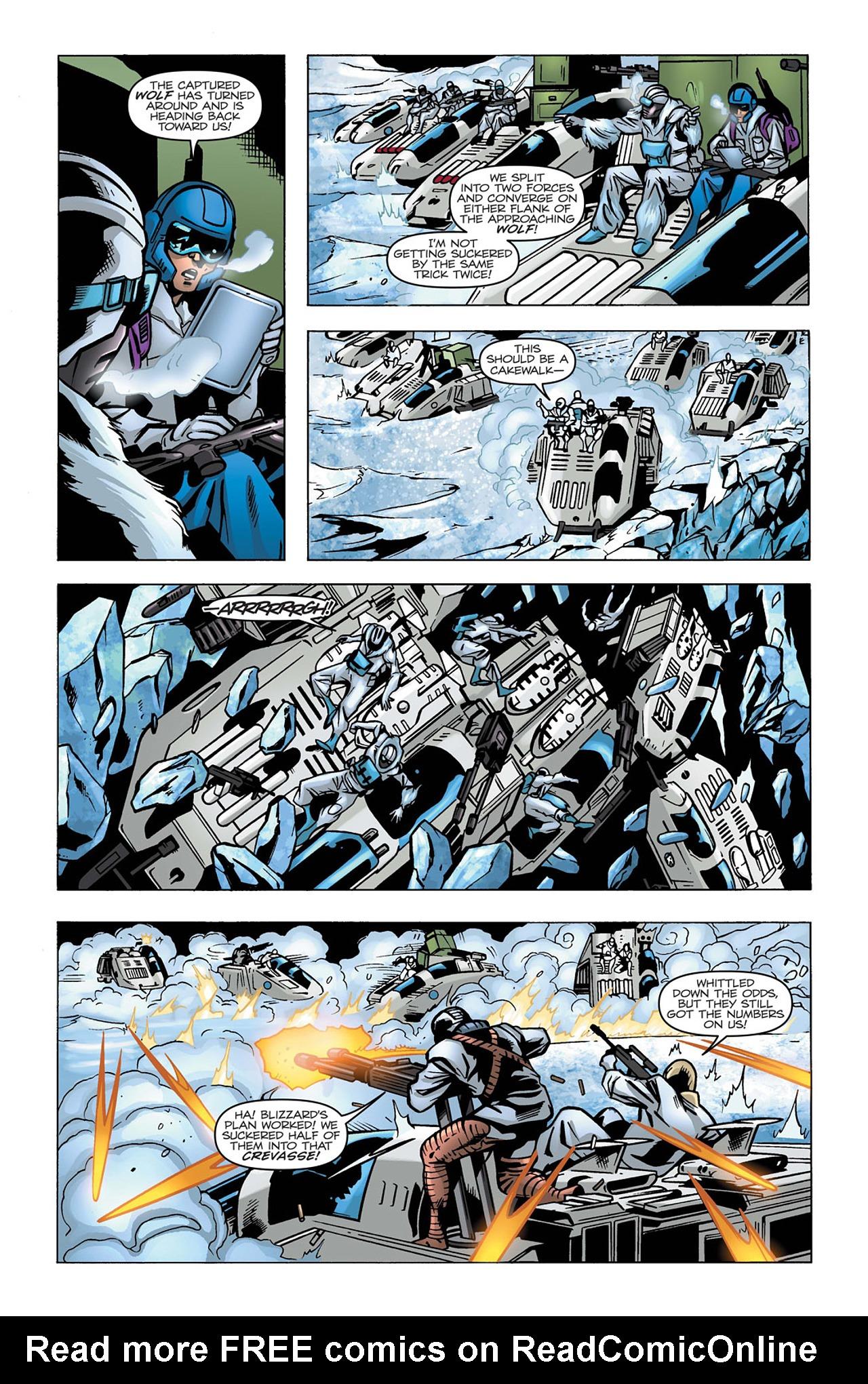G.I. Joe: A Real American Hero 168 Page 20