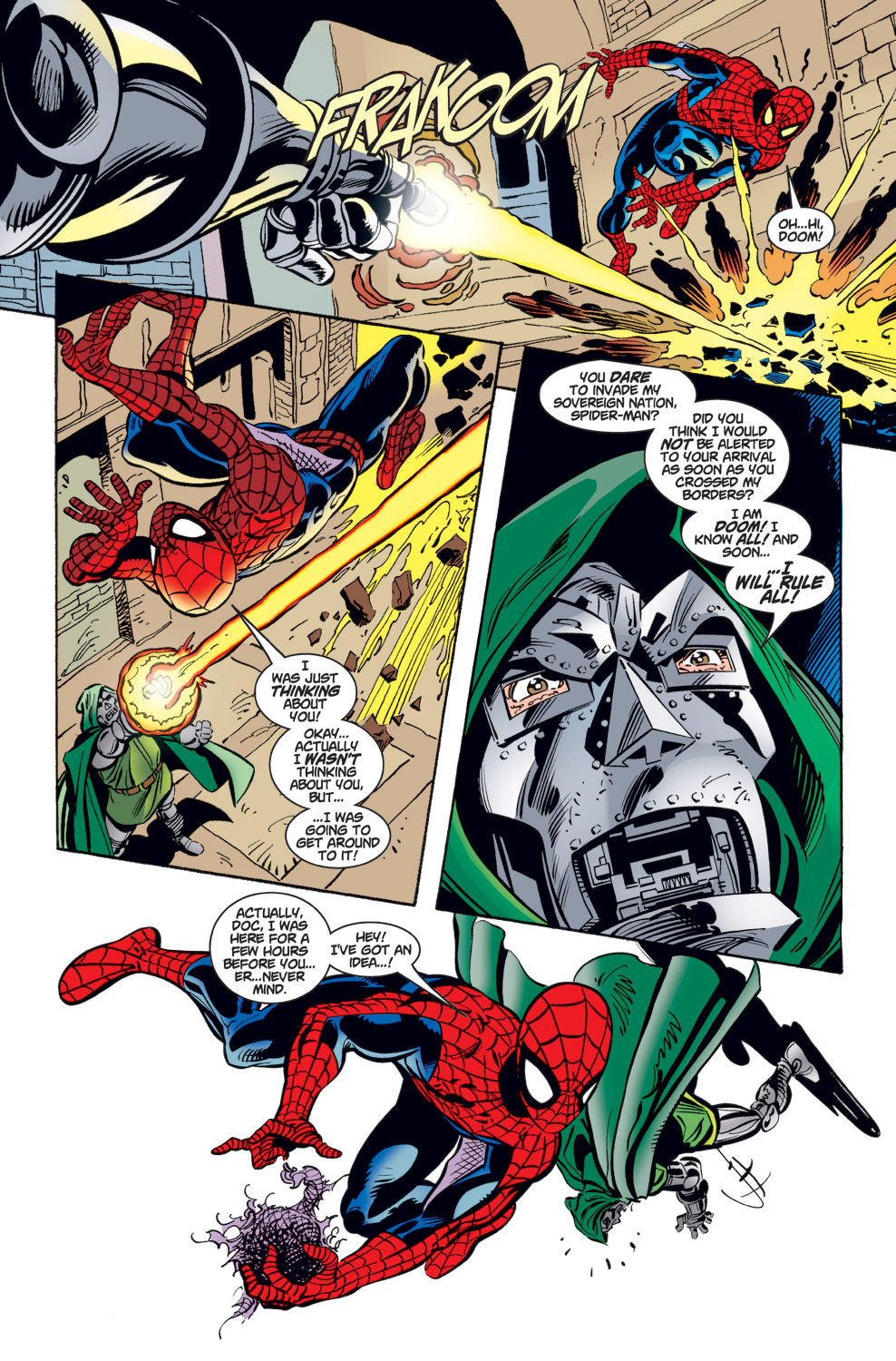 The Amazing Spider-Man (1999) 15 Page 17