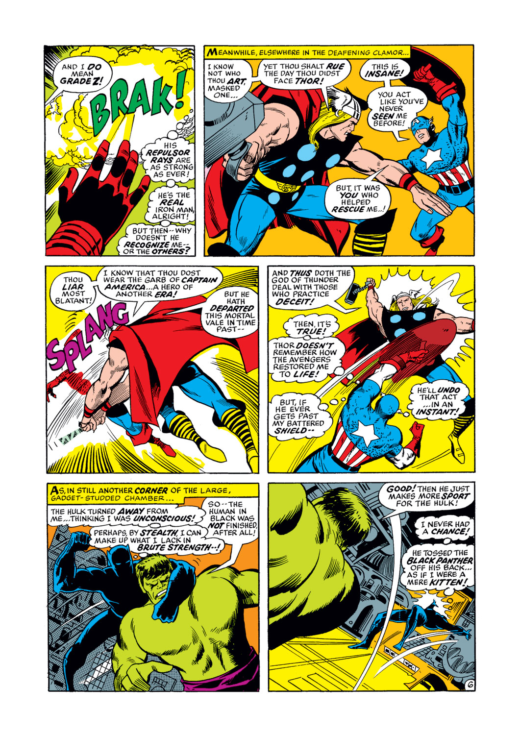The Avengers (1963) _Annual_2 Page 6
