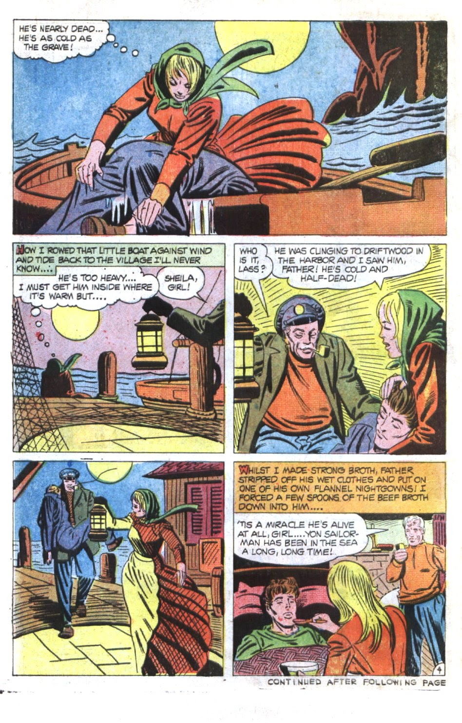 Haunted Love (1973) issue 5 - Page 6