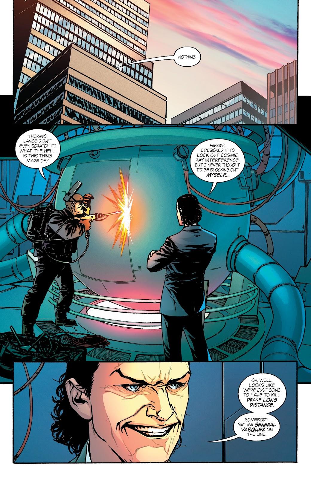 Read online Hardcore comic -  Issue #3 - 9