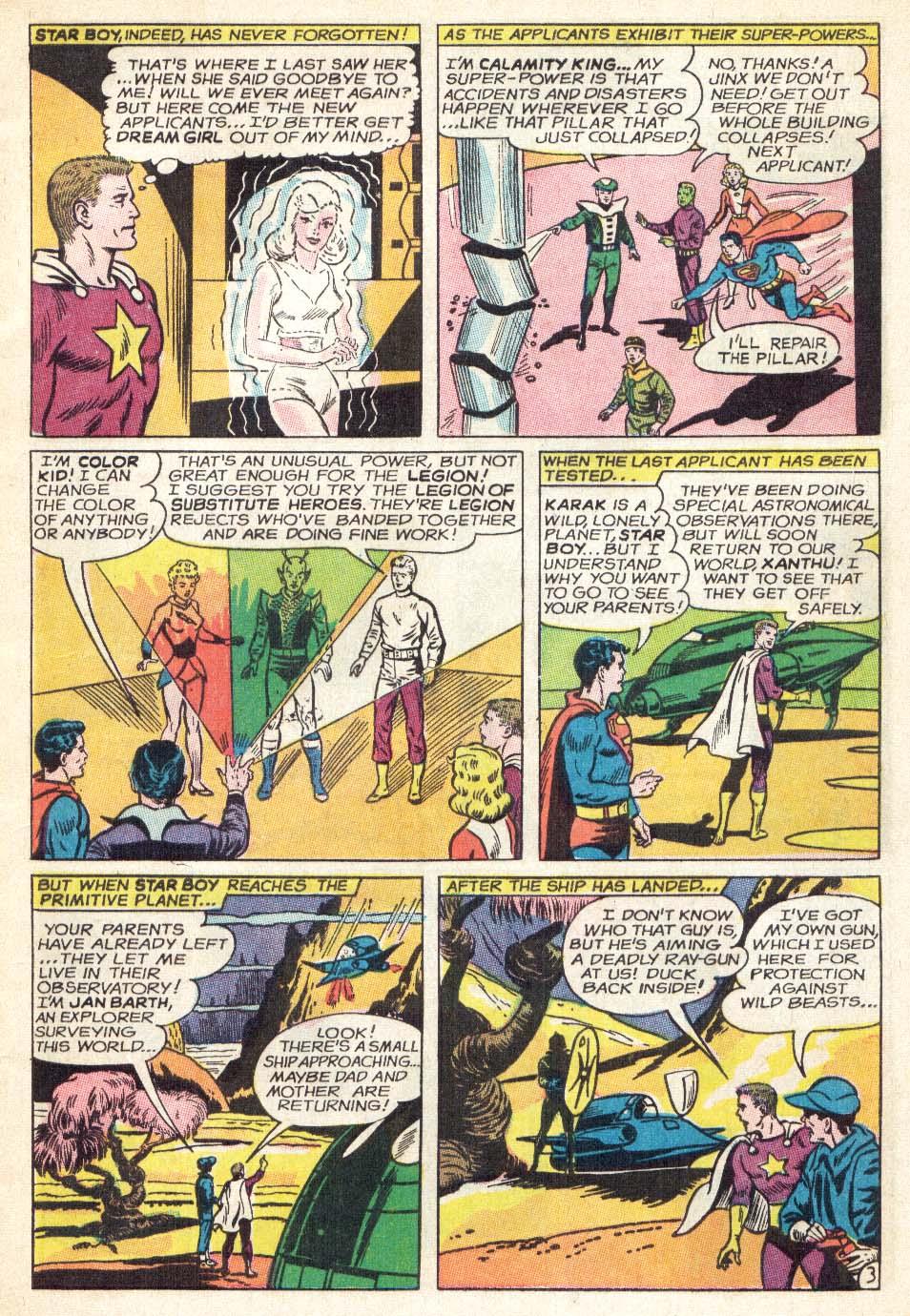 Read online Adventure Comics (1938) comic -  Issue #342 - 5