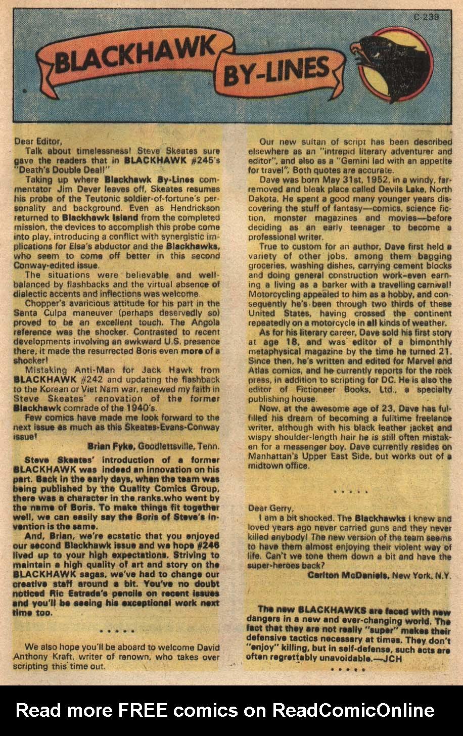 Blackhawk (1957) 247 Page 23