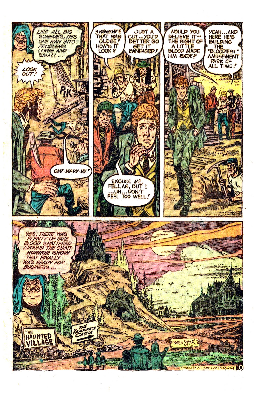 The Witching Hour (1969) issue 50 - Page 17