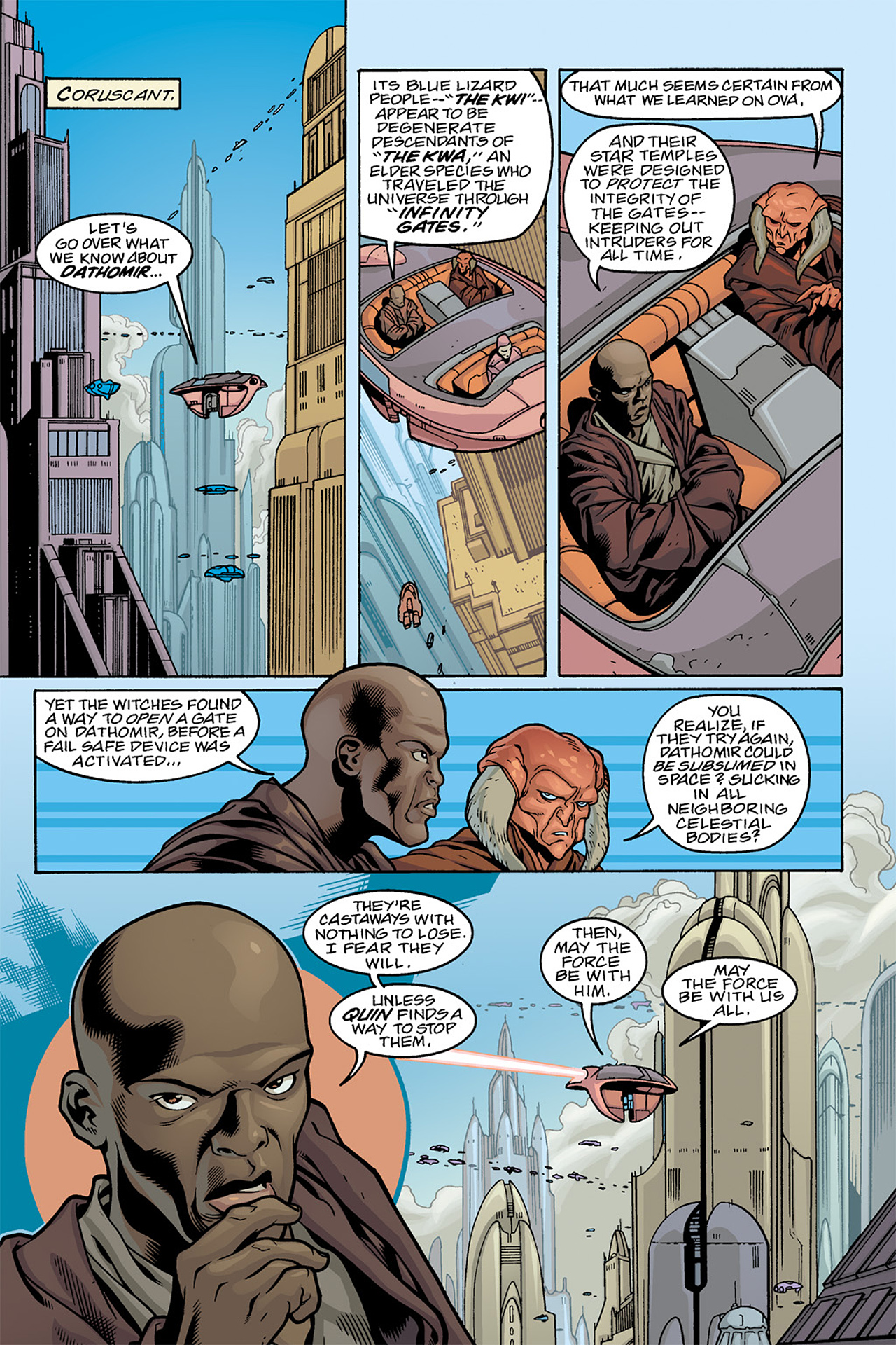 Read online Star Wars Omnibus comic -  Issue # Vol. 15 - 127