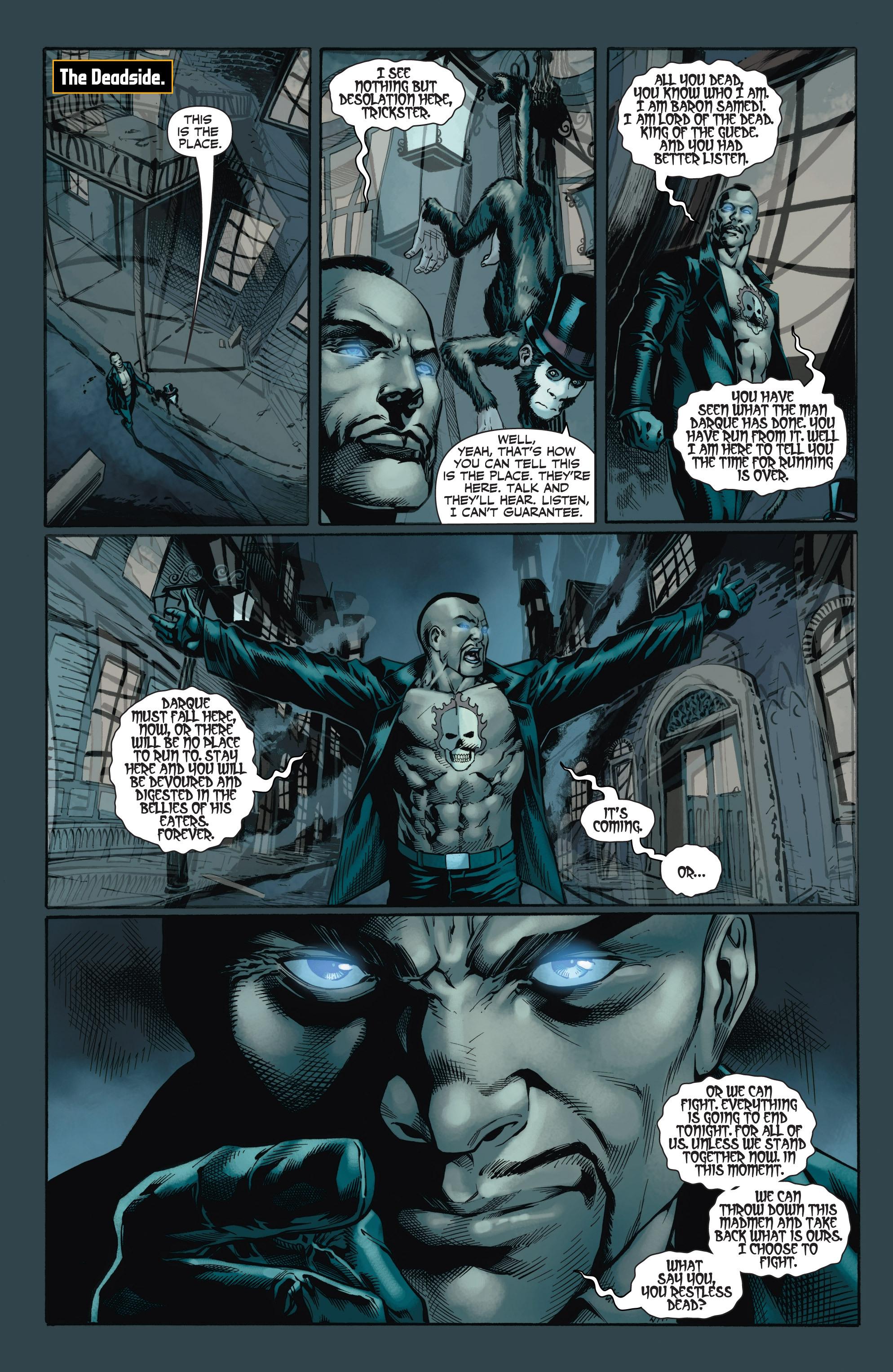 Read online Shadowman (2012) comic -  Issue #9 - 4