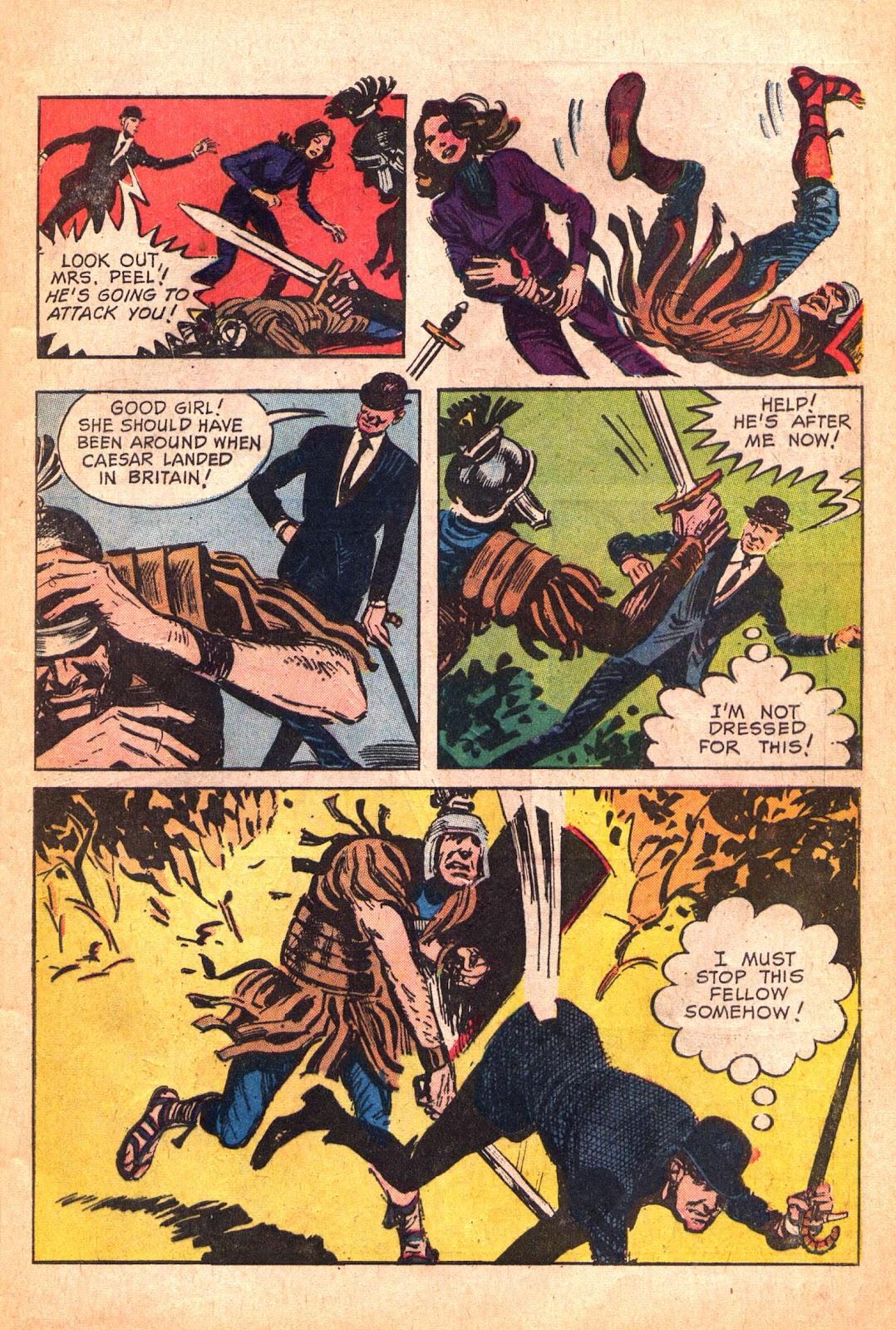 Read online The Avengers (1968) comic -  Issue # Full - 5