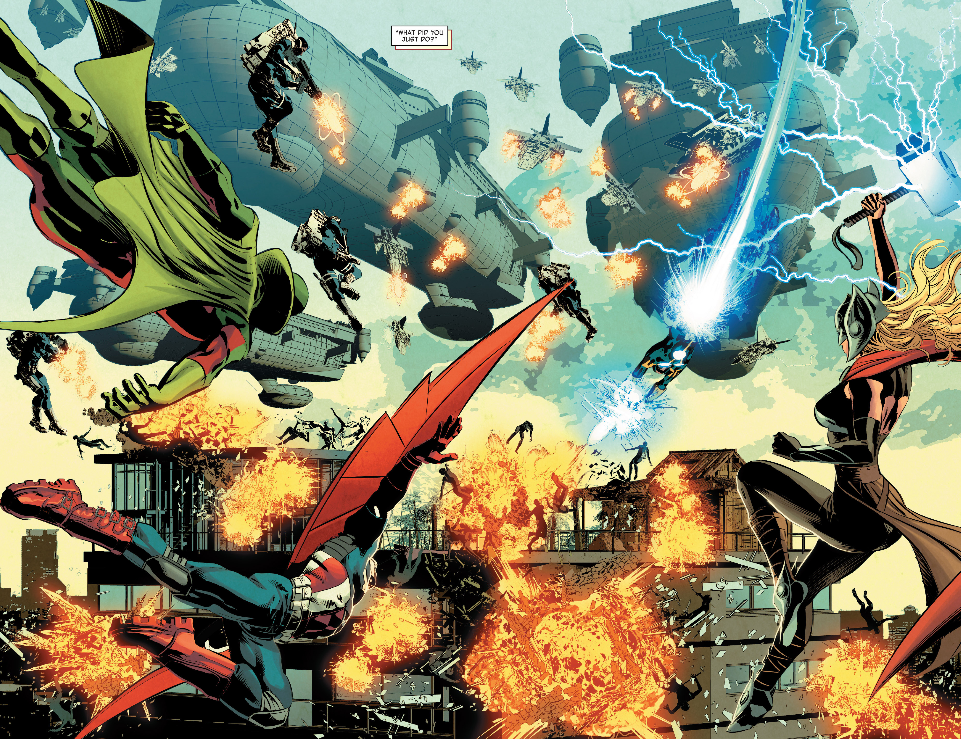 Read online True Believers: Invincible Iron Man-The War Machines comic -  Issue # Full - 122