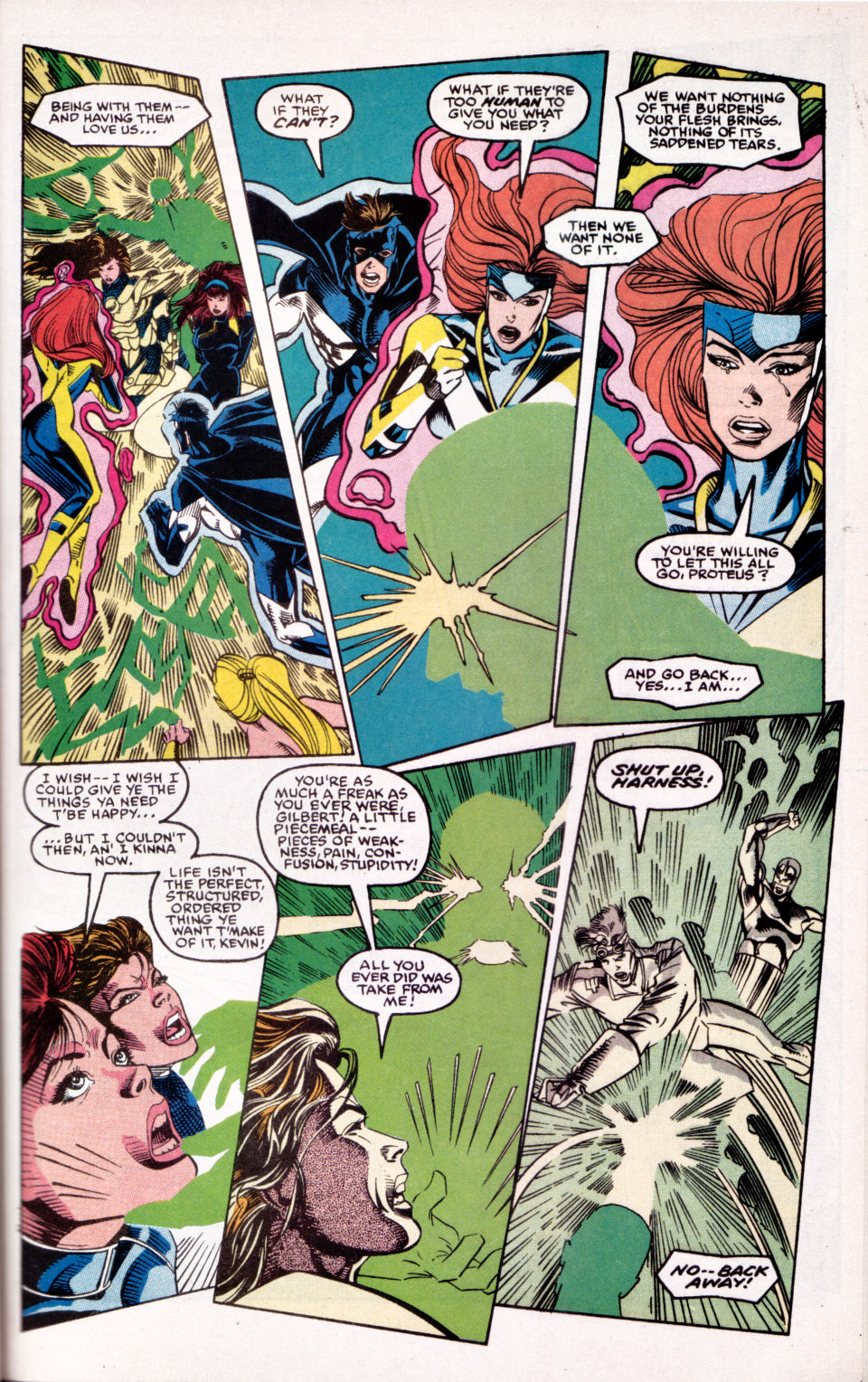 Read online X-Factor (1986) comic -  Issue # _ Annual 6 - 32