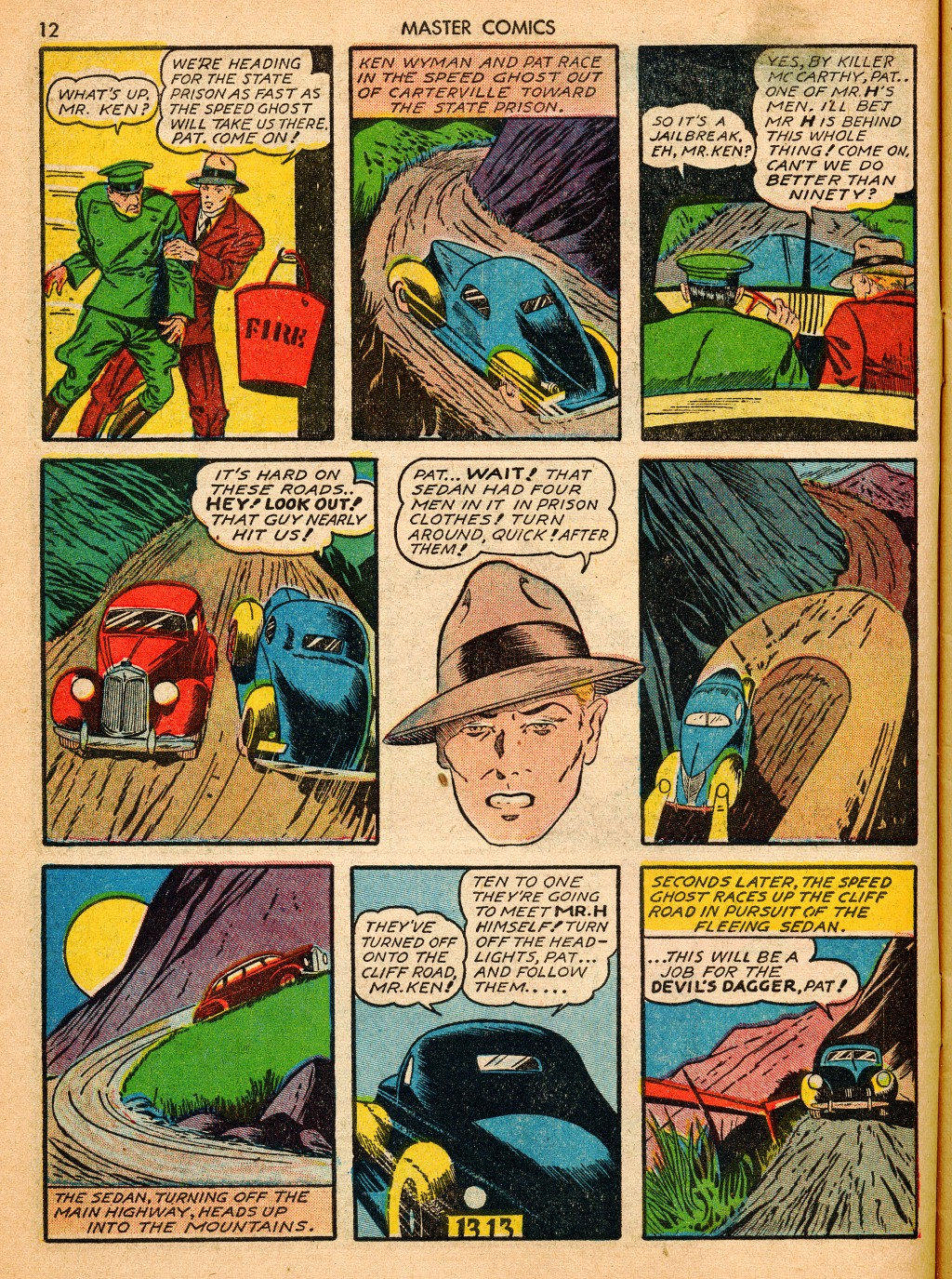 Master Comics issue 16 - Page 14