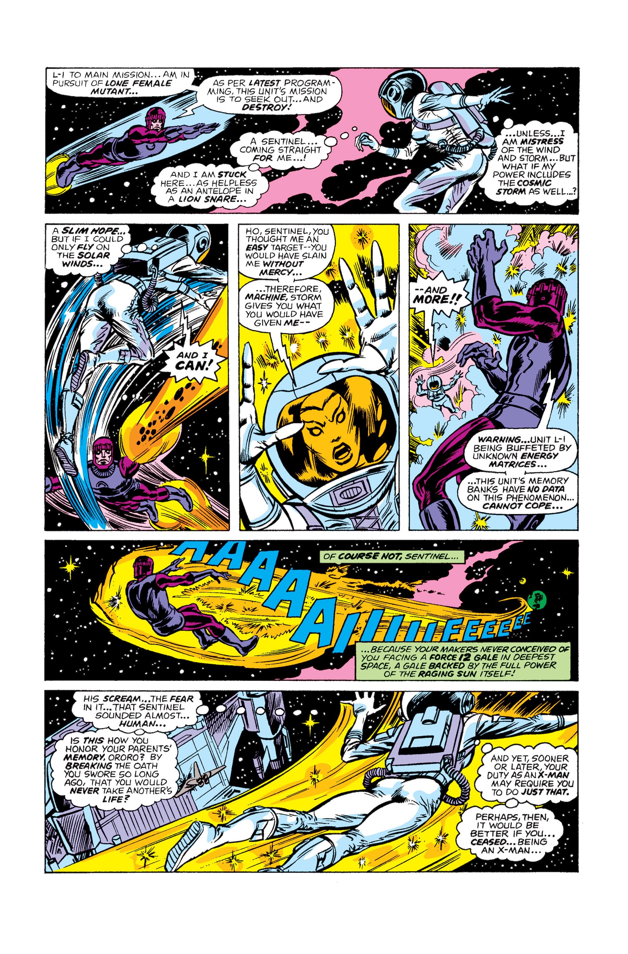 Uncanny X-Men (1963) 99 Page 10