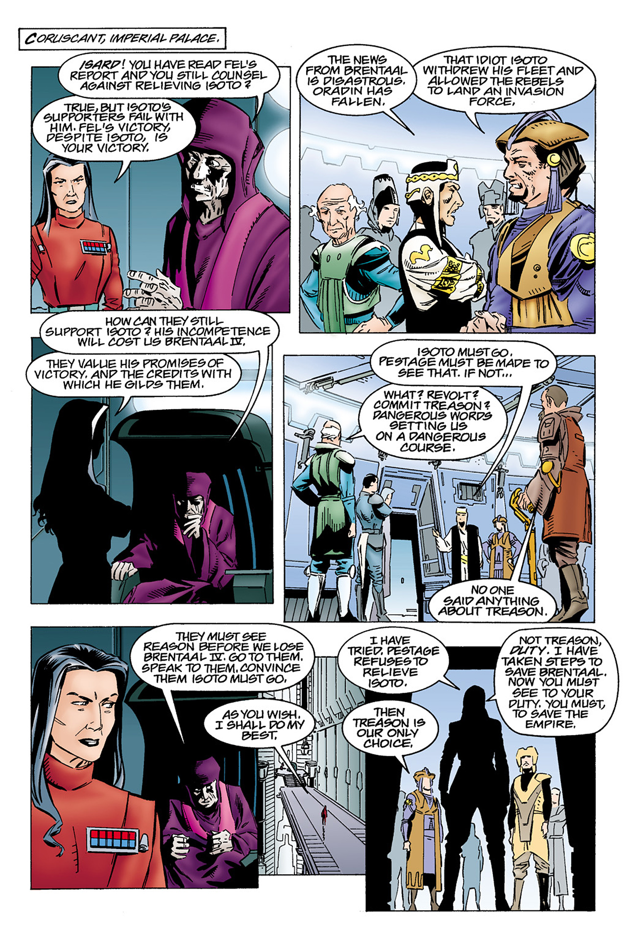 Read online Star Wars Omnibus comic -  Issue # Vol. 3 - 49