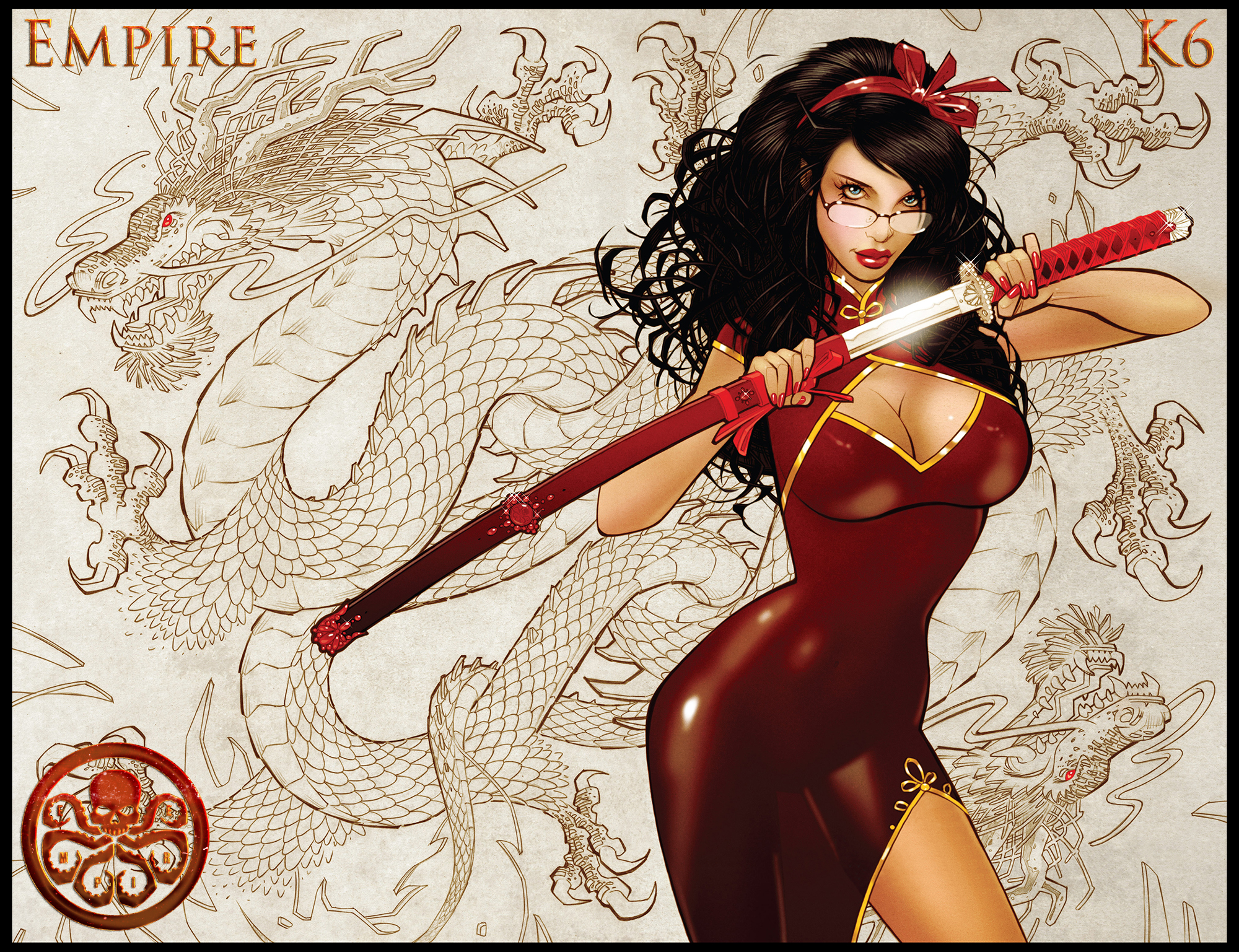 Read online Grimm Fairy Tales presents Grimm Universe comic -  Issue # TPB - 183
