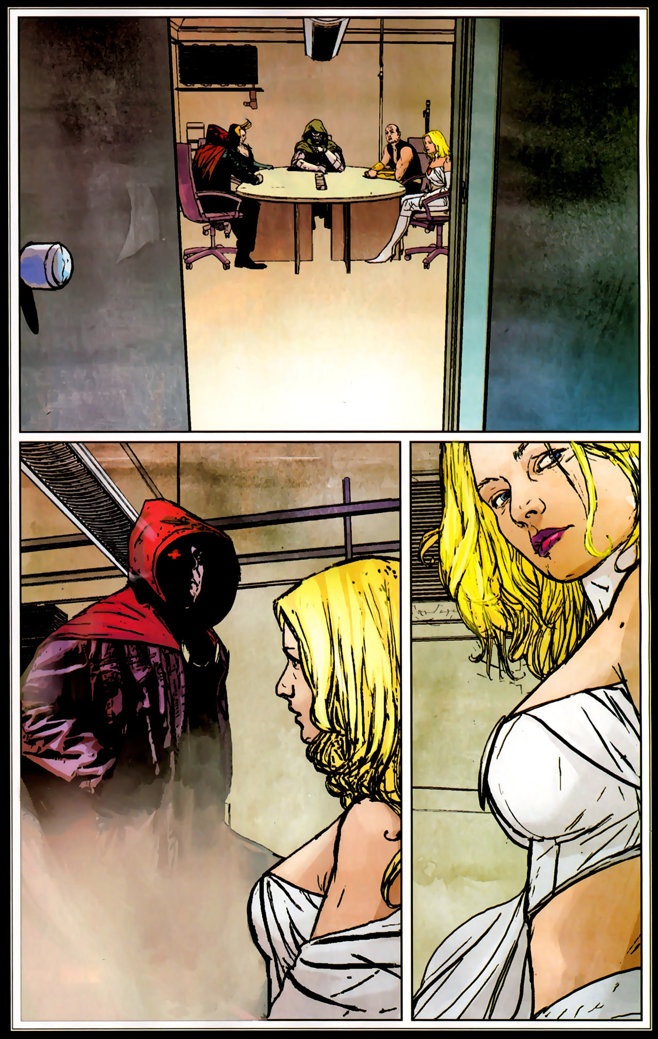Read online Secret Invasion: Dark Reign comic -  Issue # Full - 20