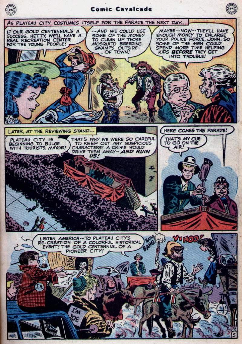 Comic Cavalcade issue 28 - Page 33