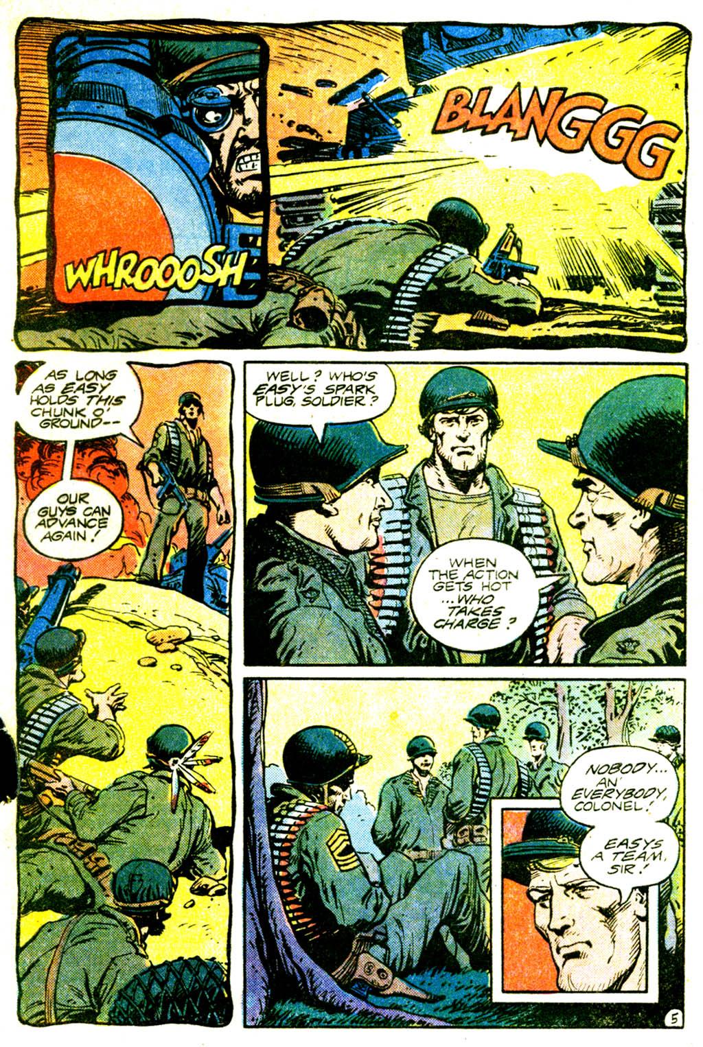 Read online Sgt. Rock comic -  Issue #362 - 7