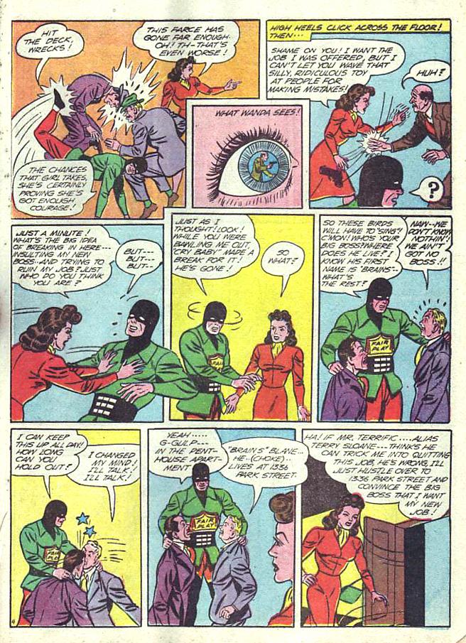 Read online Sensation (Mystery) Comics comic -  Issue #19 - 37