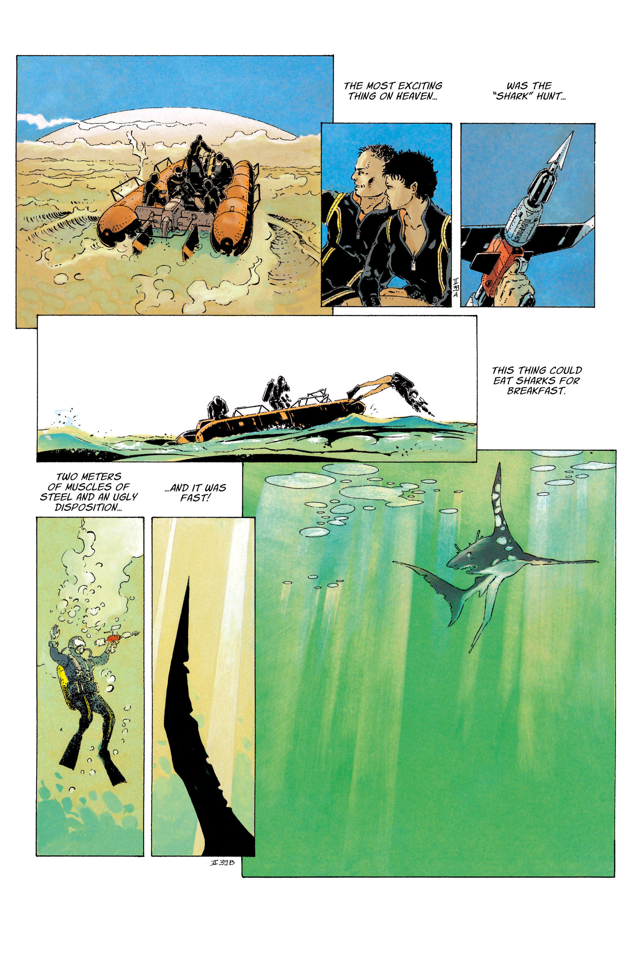 Read online The Forever War (2017) comic -  Issue #4 - 19