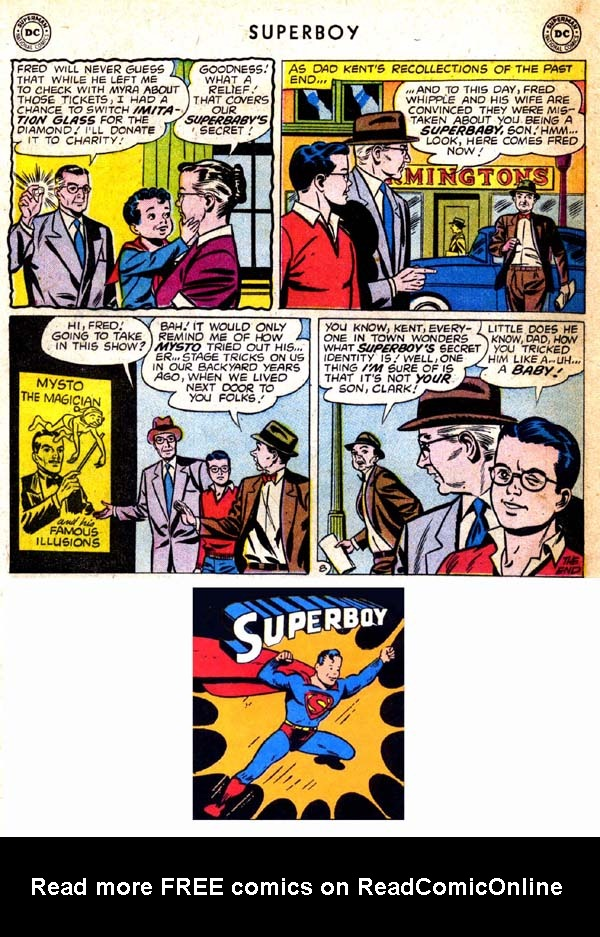 Superboy (1949) issue 71 - Page 27