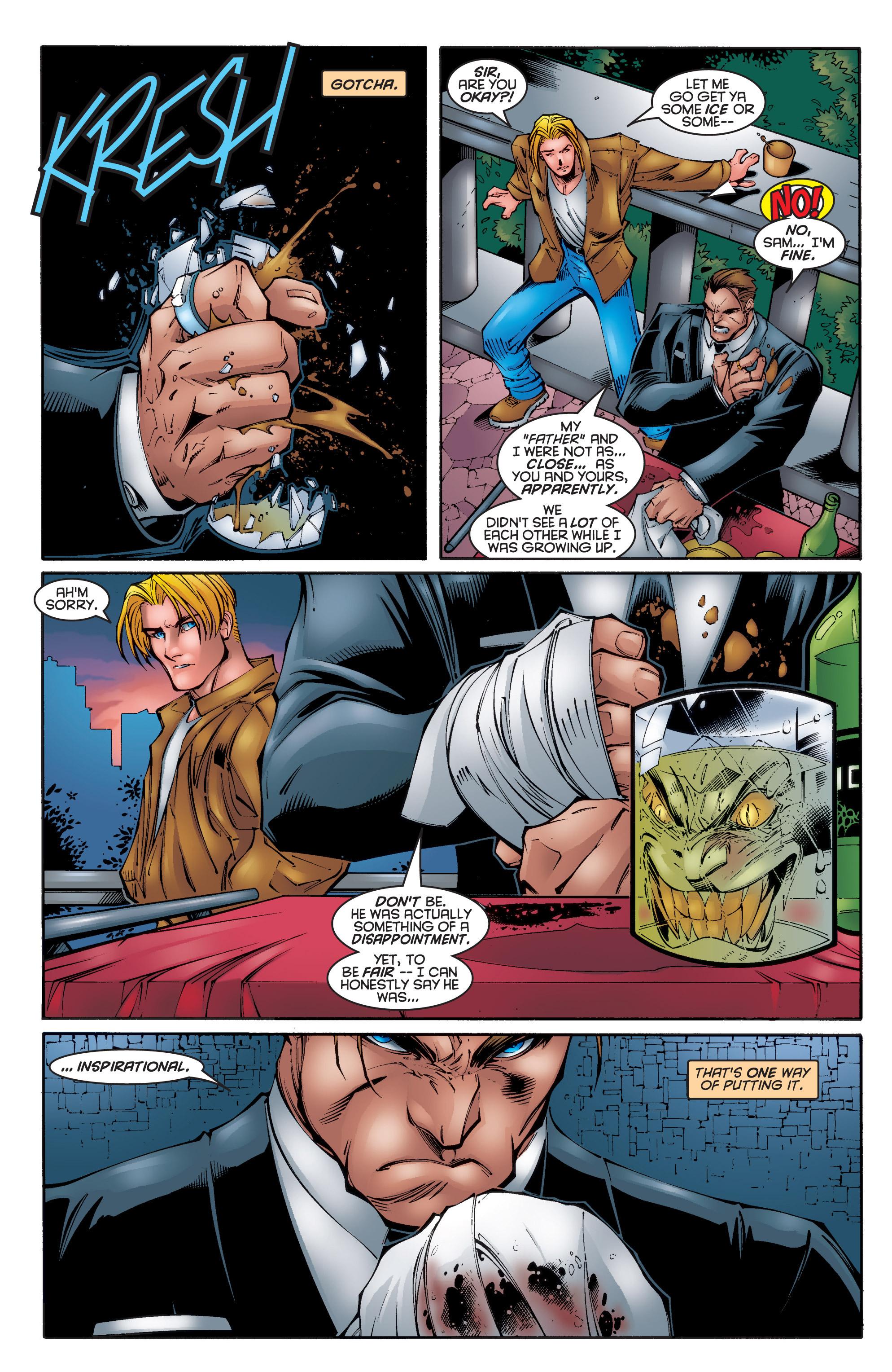 Read online Uncanny X-Men (1963) comic -  Issue #340 - 14