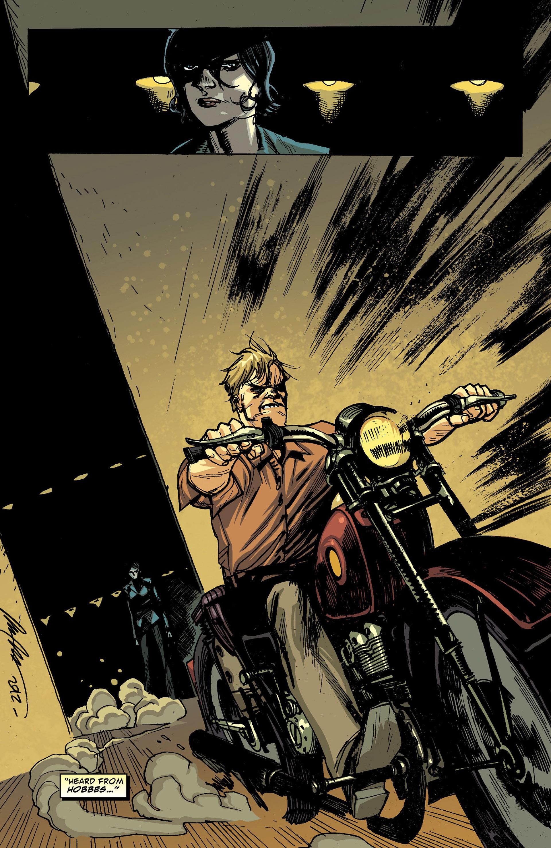 Read online American Vampire comic -  Issue #31 - 12