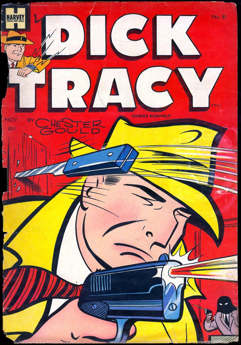 Dick Tracy (1950) 81 Page 1
