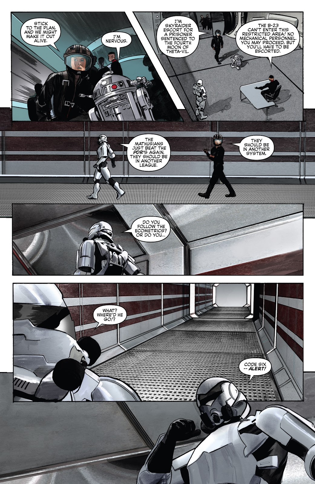 Read online Star Wars Legends: Infinities - Epic Collection comic -  Issue # TPB (Part 5) - 61