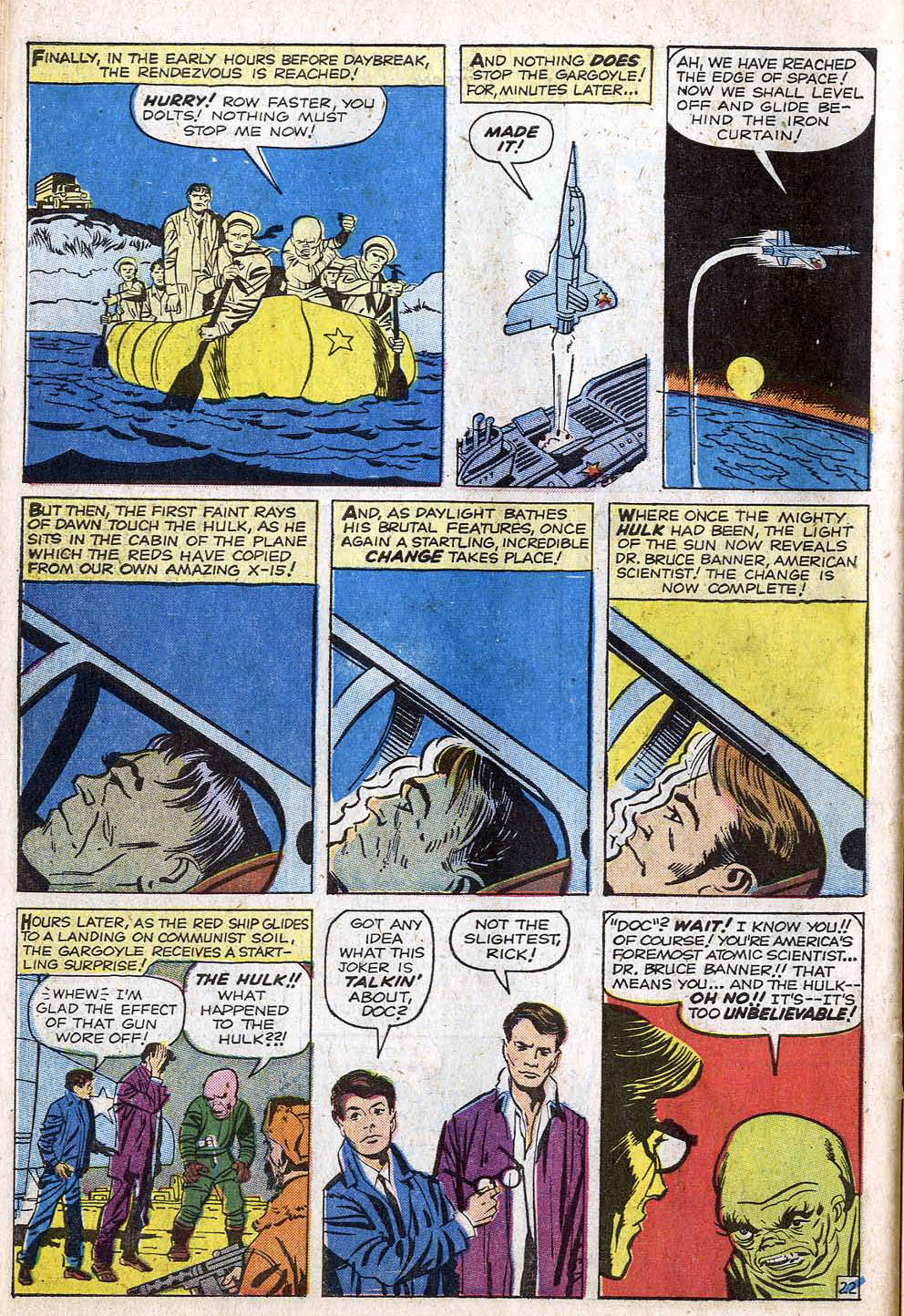 The Incredible Hulk (1962) issue 1 - Page 30