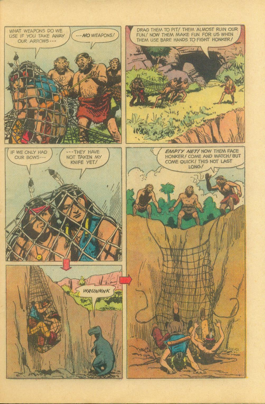 Read online Turok, Son of Stone comic -  Issue #29 - 29