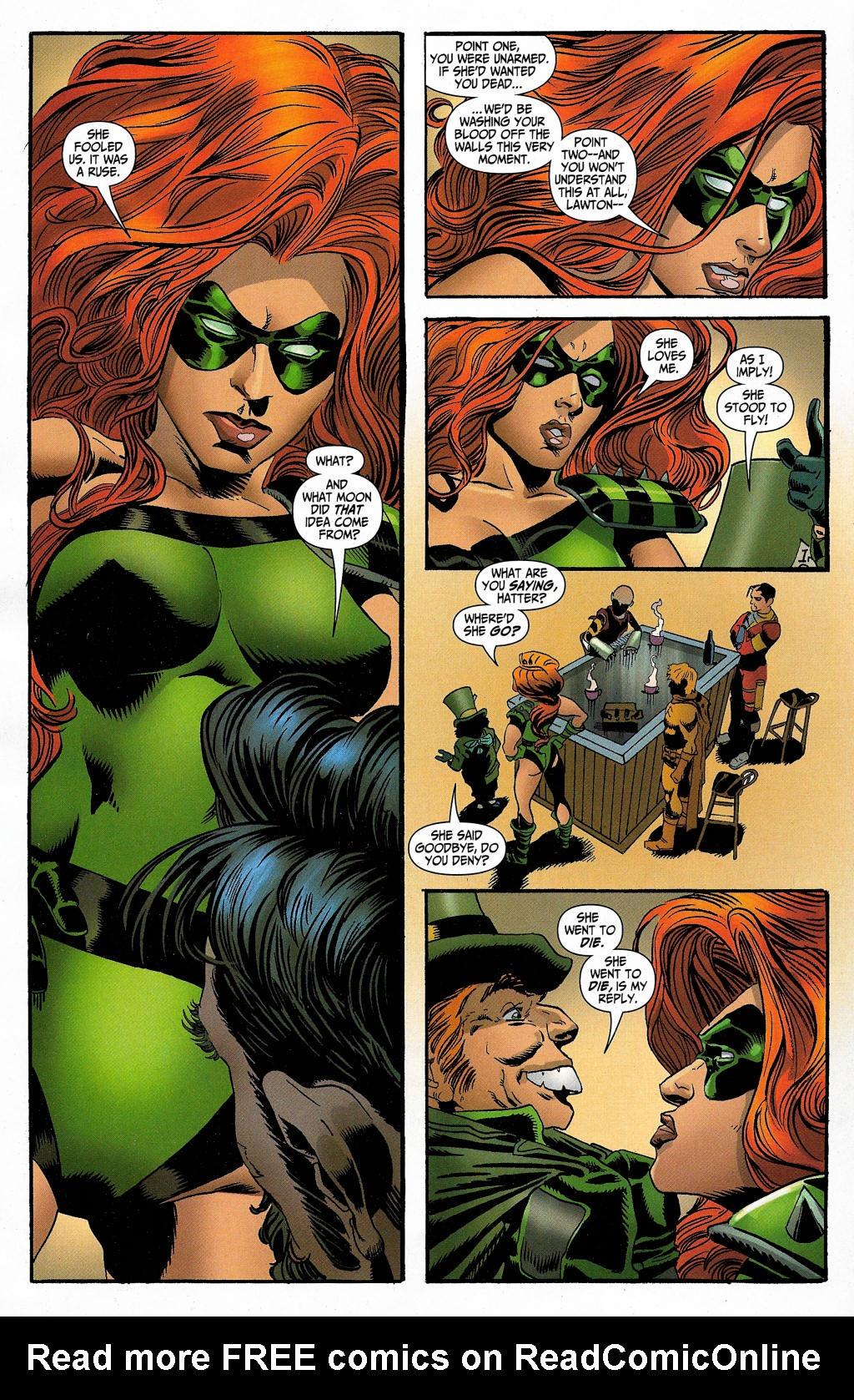 Read online Secret Six (2006) comic -  Issue #5 - 16