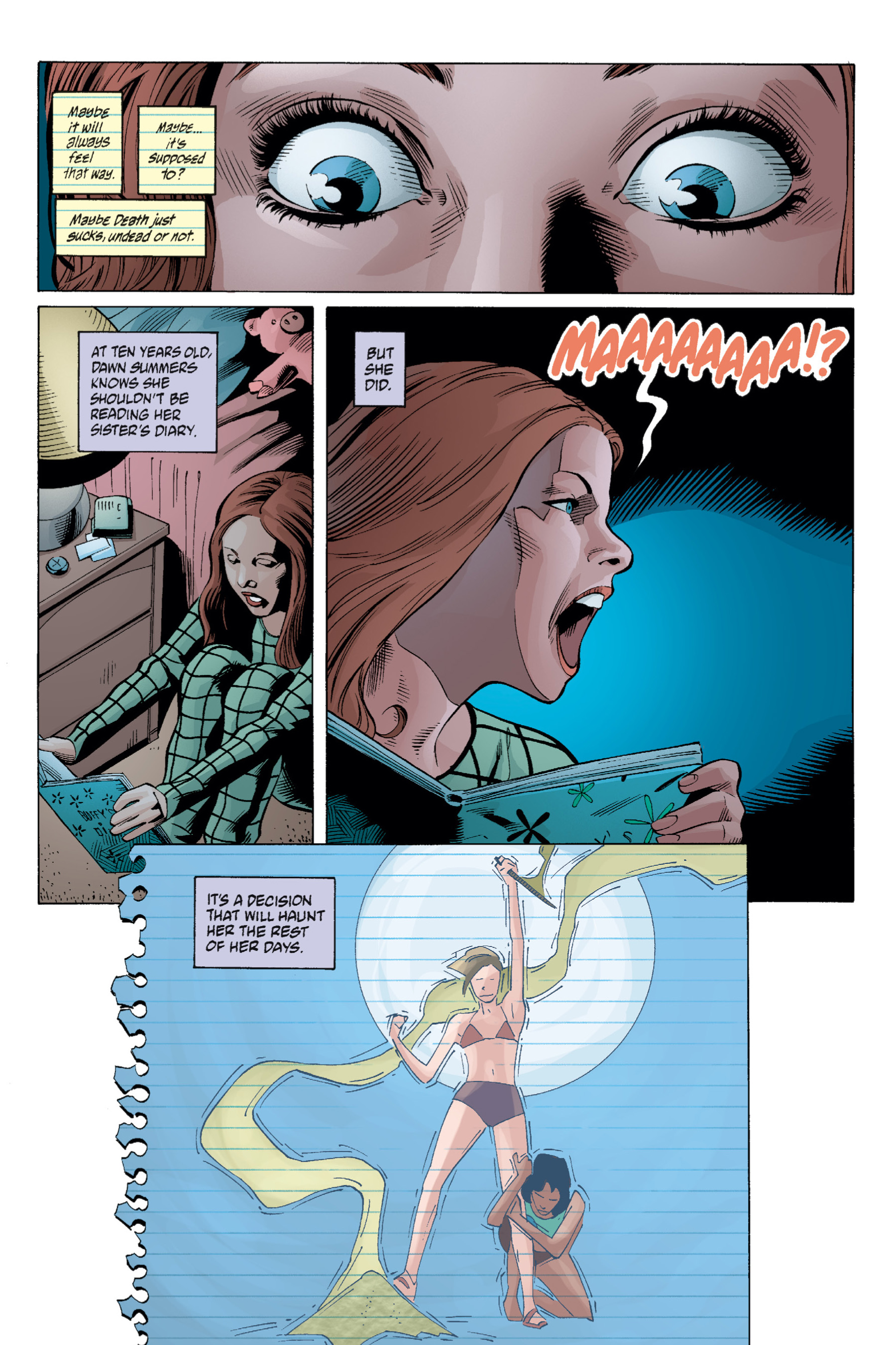Read online Buffy the Vampire Slayer: Omnibus comic -  Issue # TPB 1 - 217