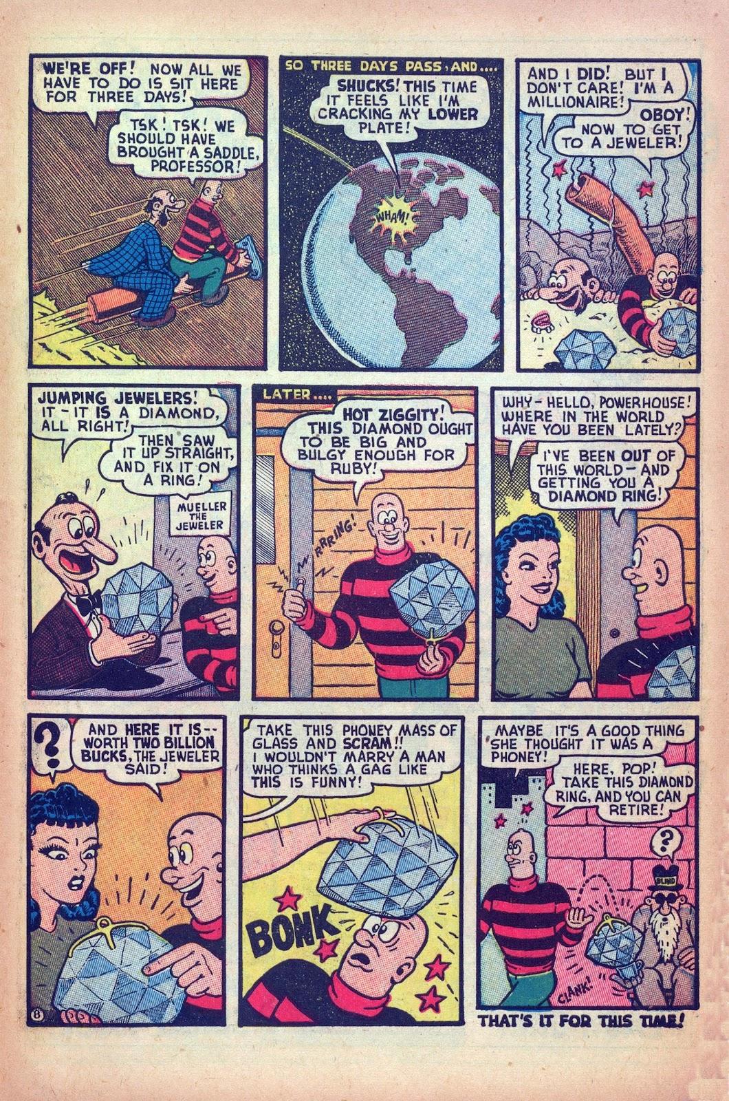 Read online Joker Comics comic -  Issue #26 - 39