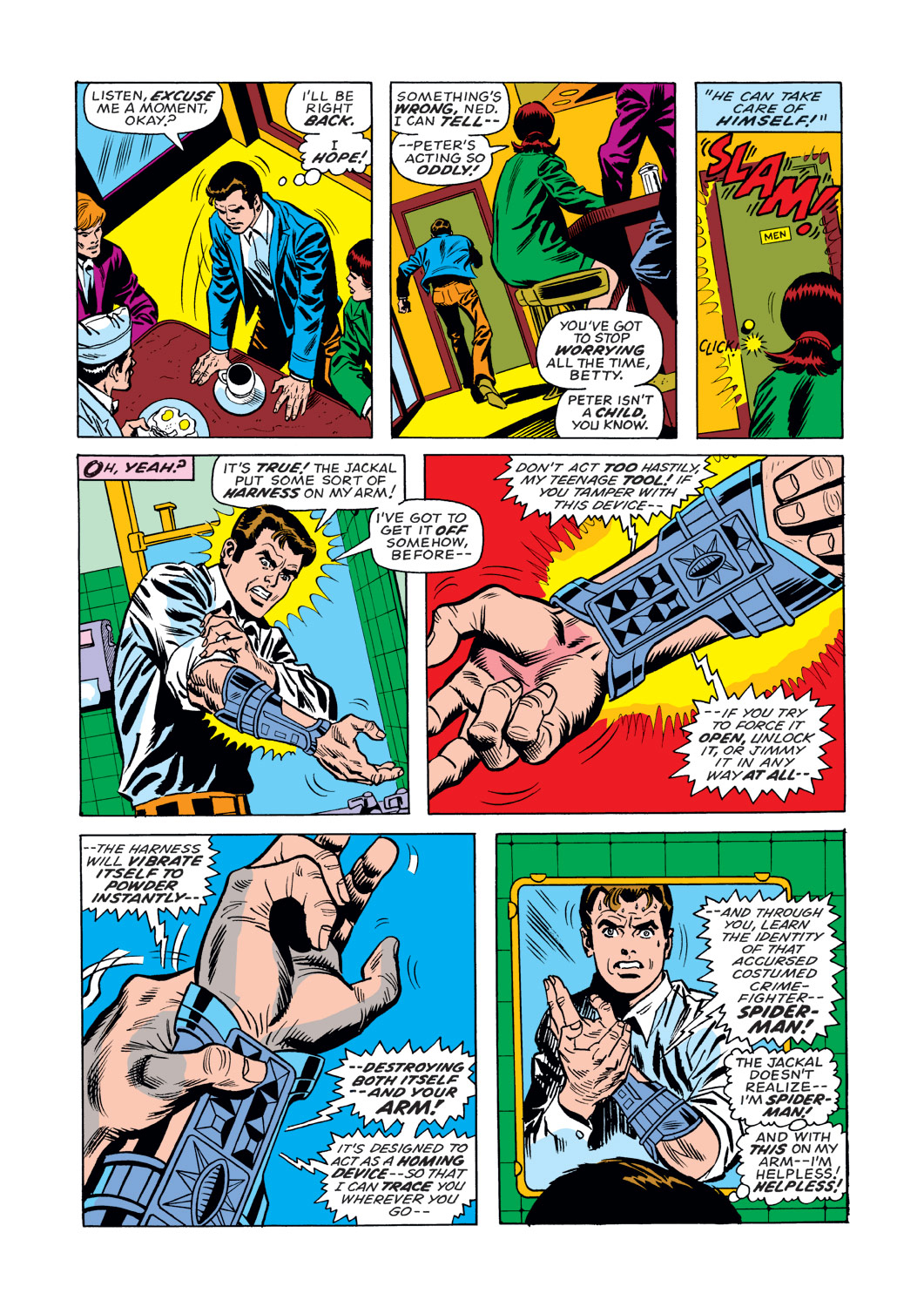 The Amazing Spider-Man (1963) 140 Page 5