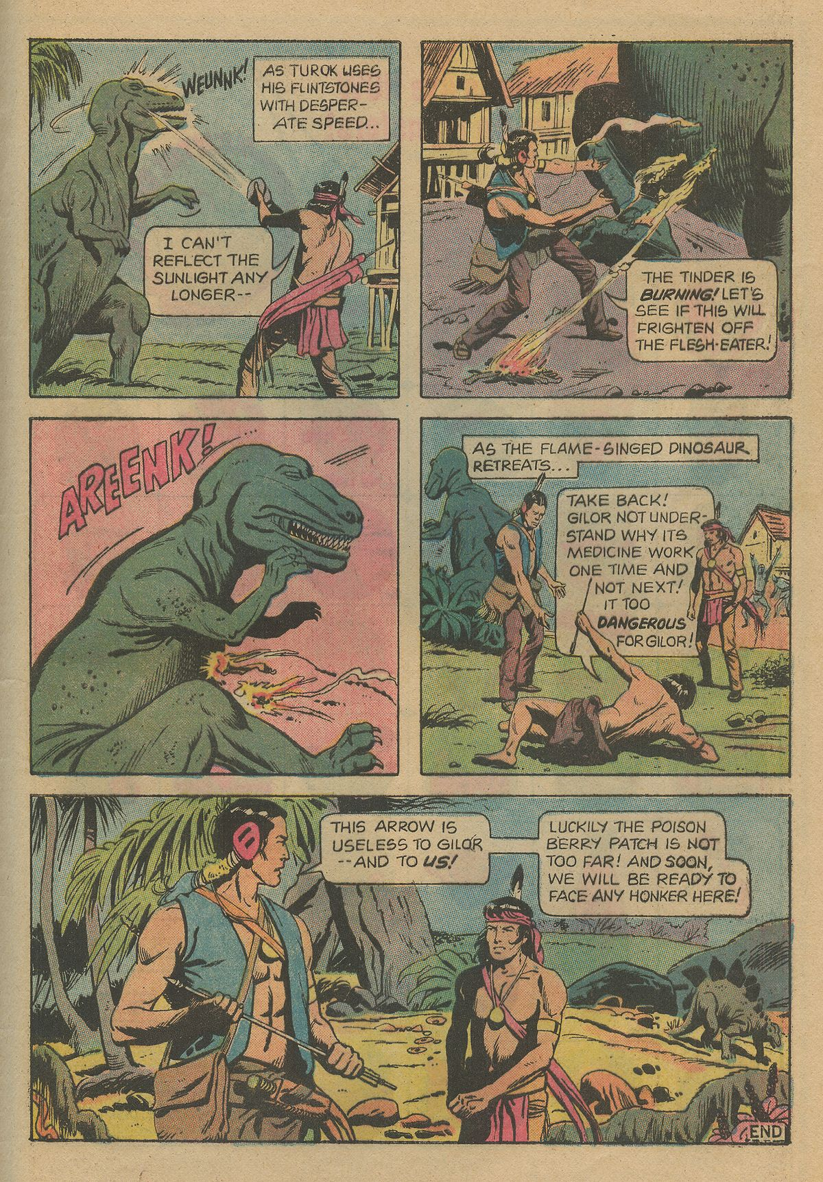 Read online Turok, Son of Stone comic -  Issue #103 - 33