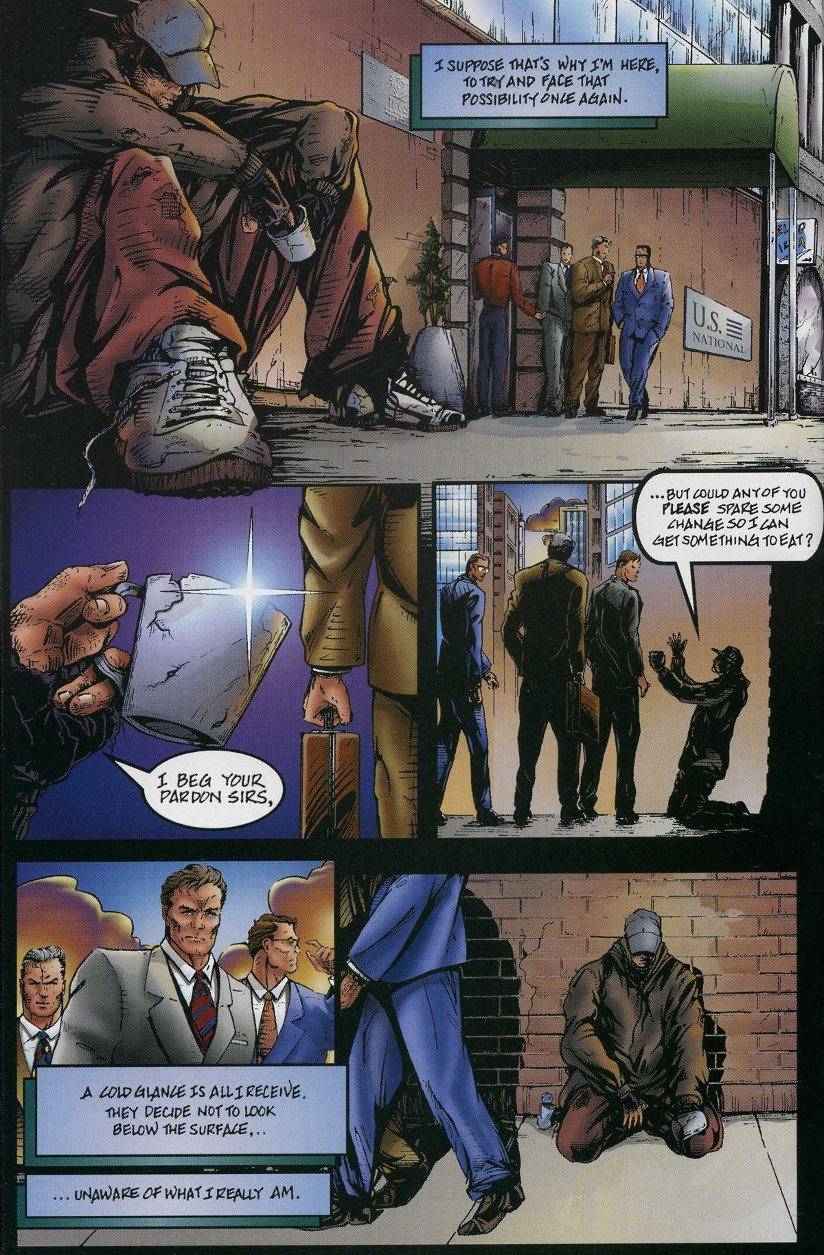 ArchAngels: The Saga issue 1 - Page 5