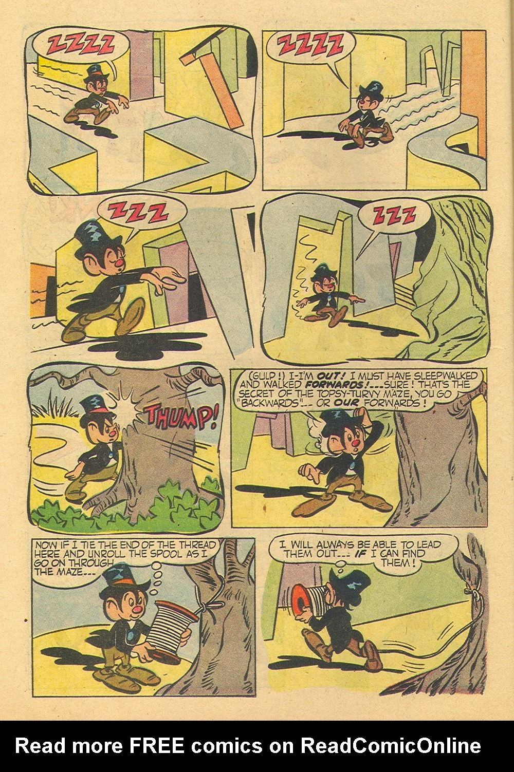Four Color Comics issue 868 - Page 12