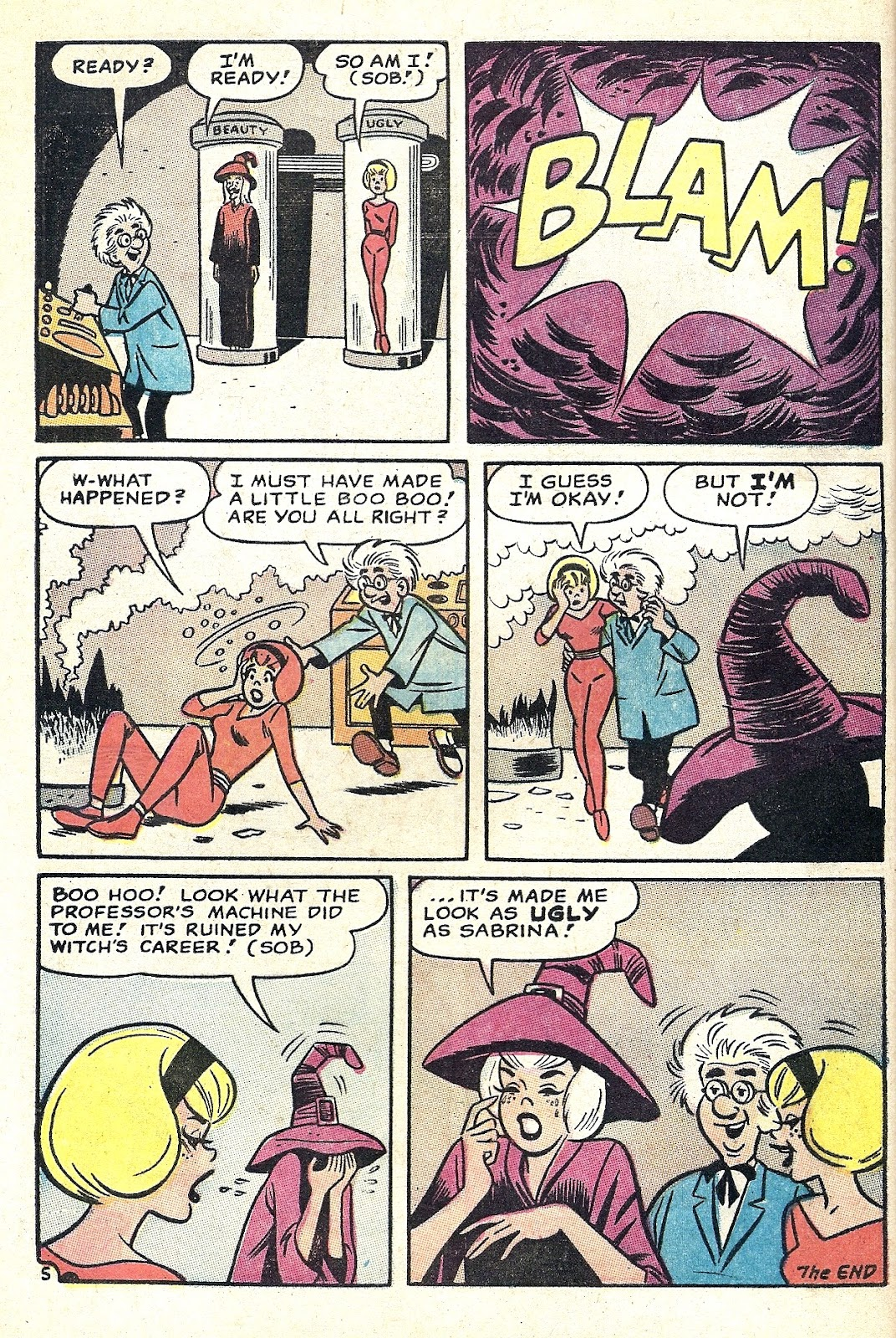 Archie's Madhouse issue Annual 6 - Page 30