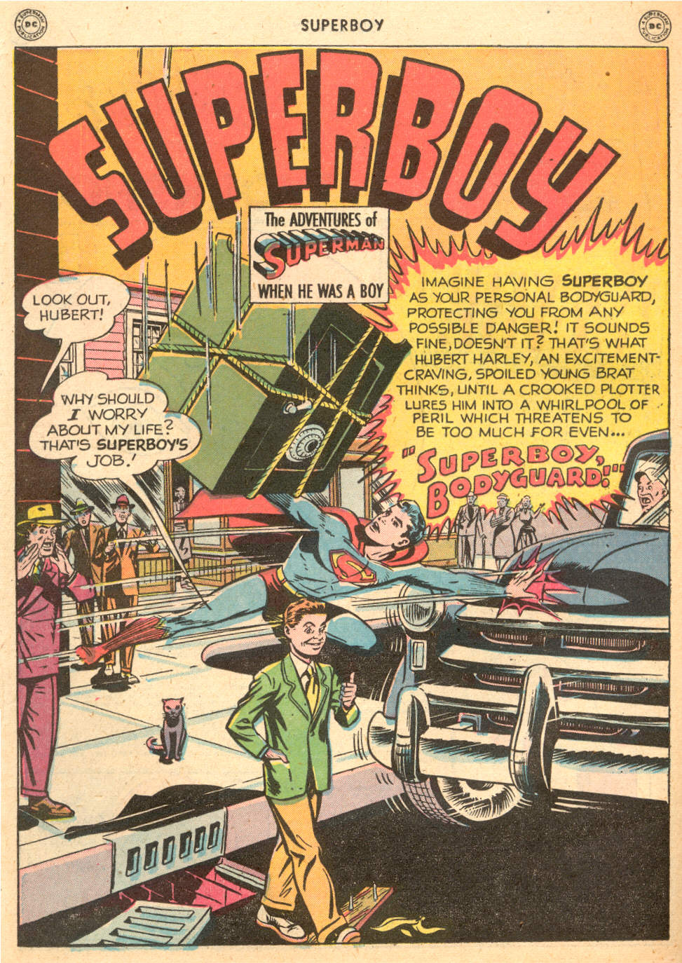 Superboy (1949) issue 3 - Page 14