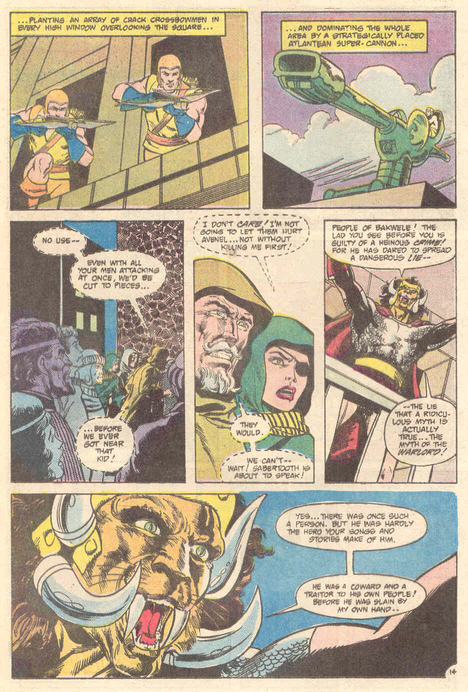 Warlord (1976) issue 89 - Page 14
