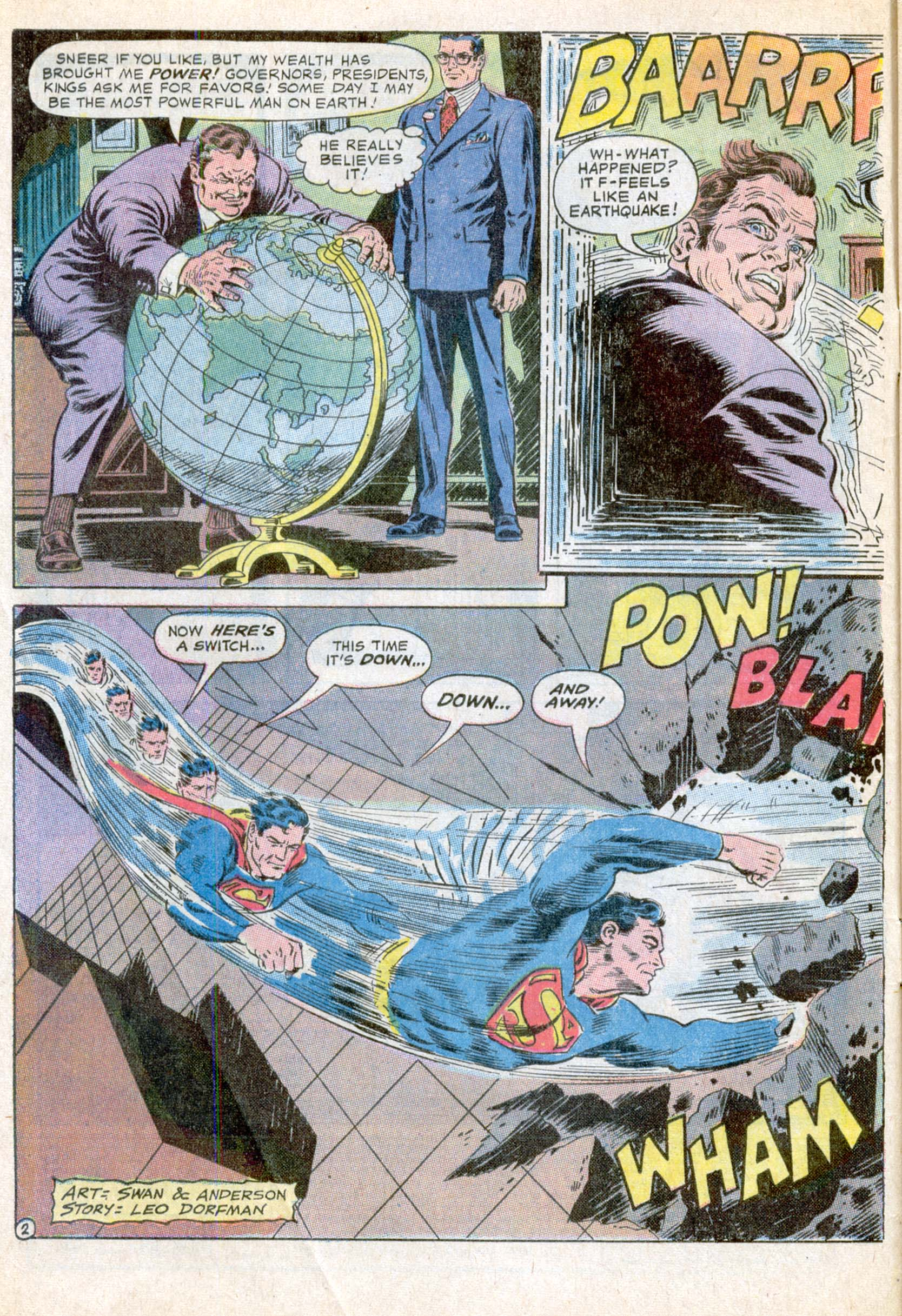 Read online Action Comics (1938) comic -  Issue #394 - 4