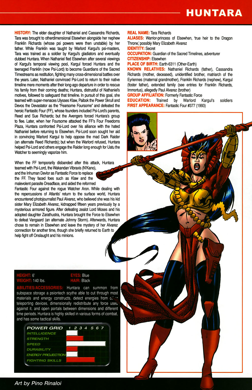 Read online All-New Official Handbook of the Marvel Universe A to Z comic -  Issue #5 - 37