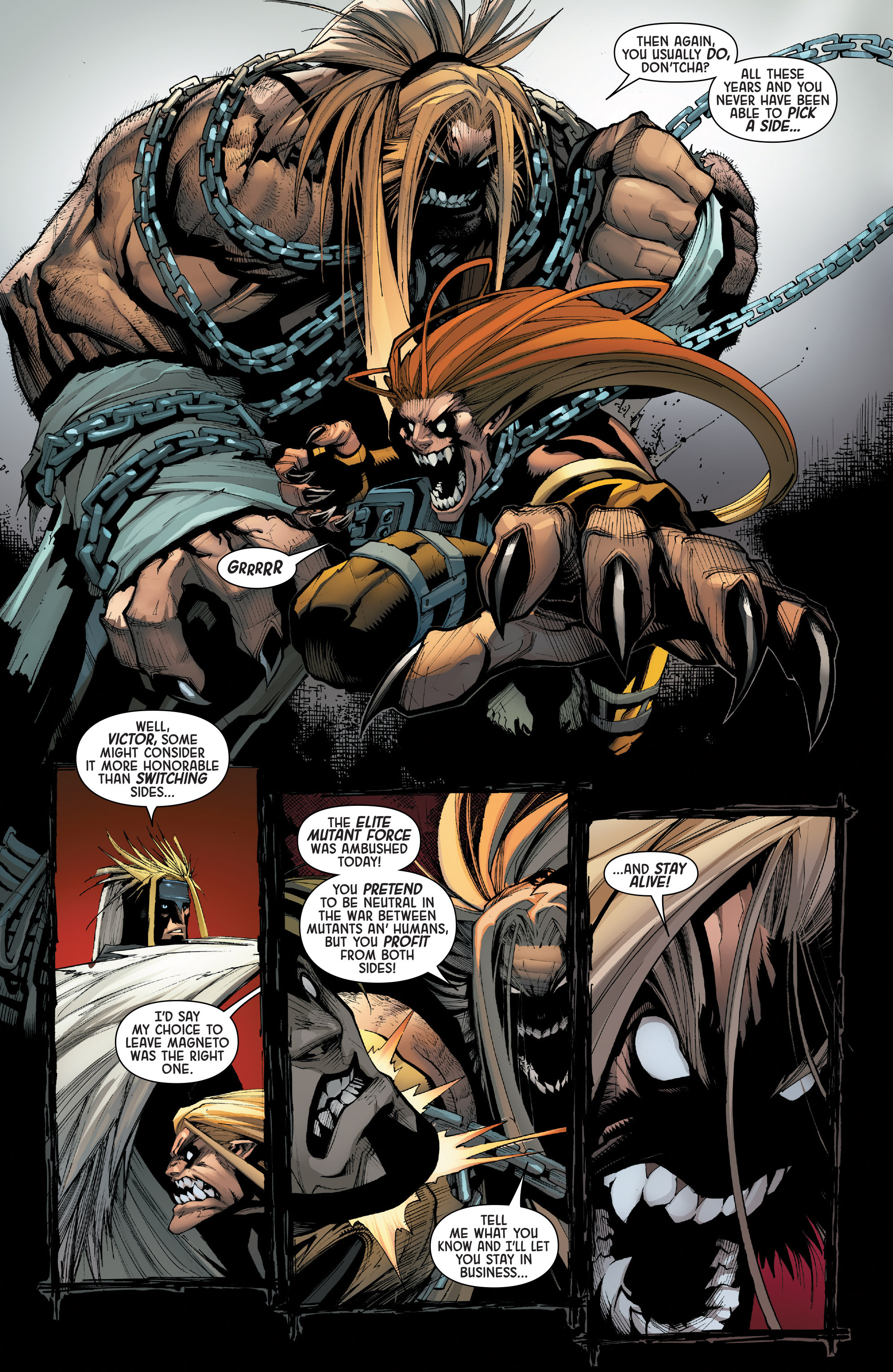 Read online Age of Apocalypse (2015) comic -  Issue #2 - 15