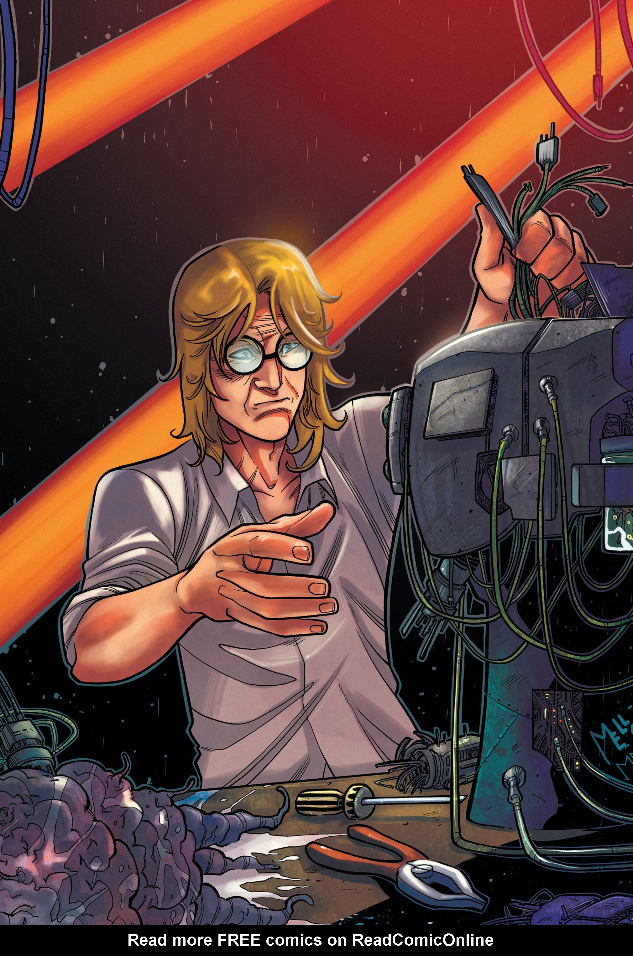 Read online The Shadow of a Terrible Thing comic -  Issue # TPB - 149