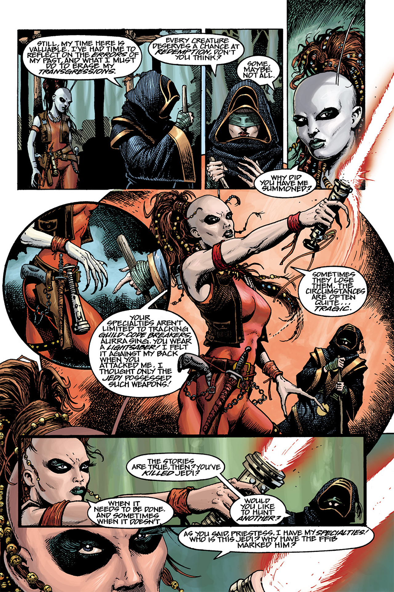 Read online Star Wars Omnibus comic -  Issue # Vol. 10 - 330