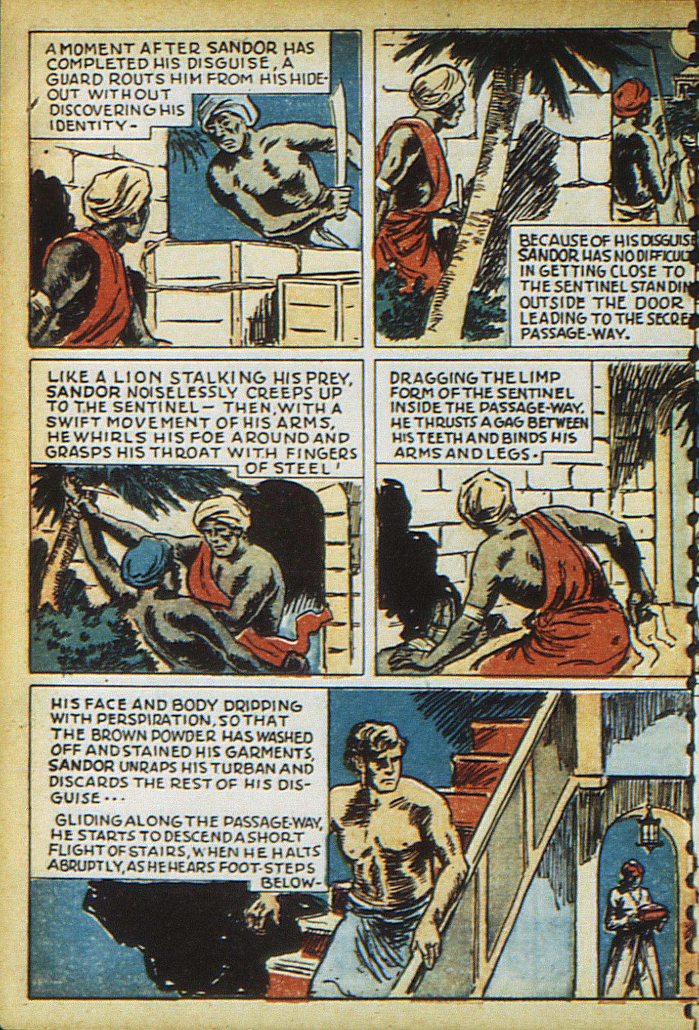 Read online Adventure Comics (1938) comic -  Issue #15 - 56