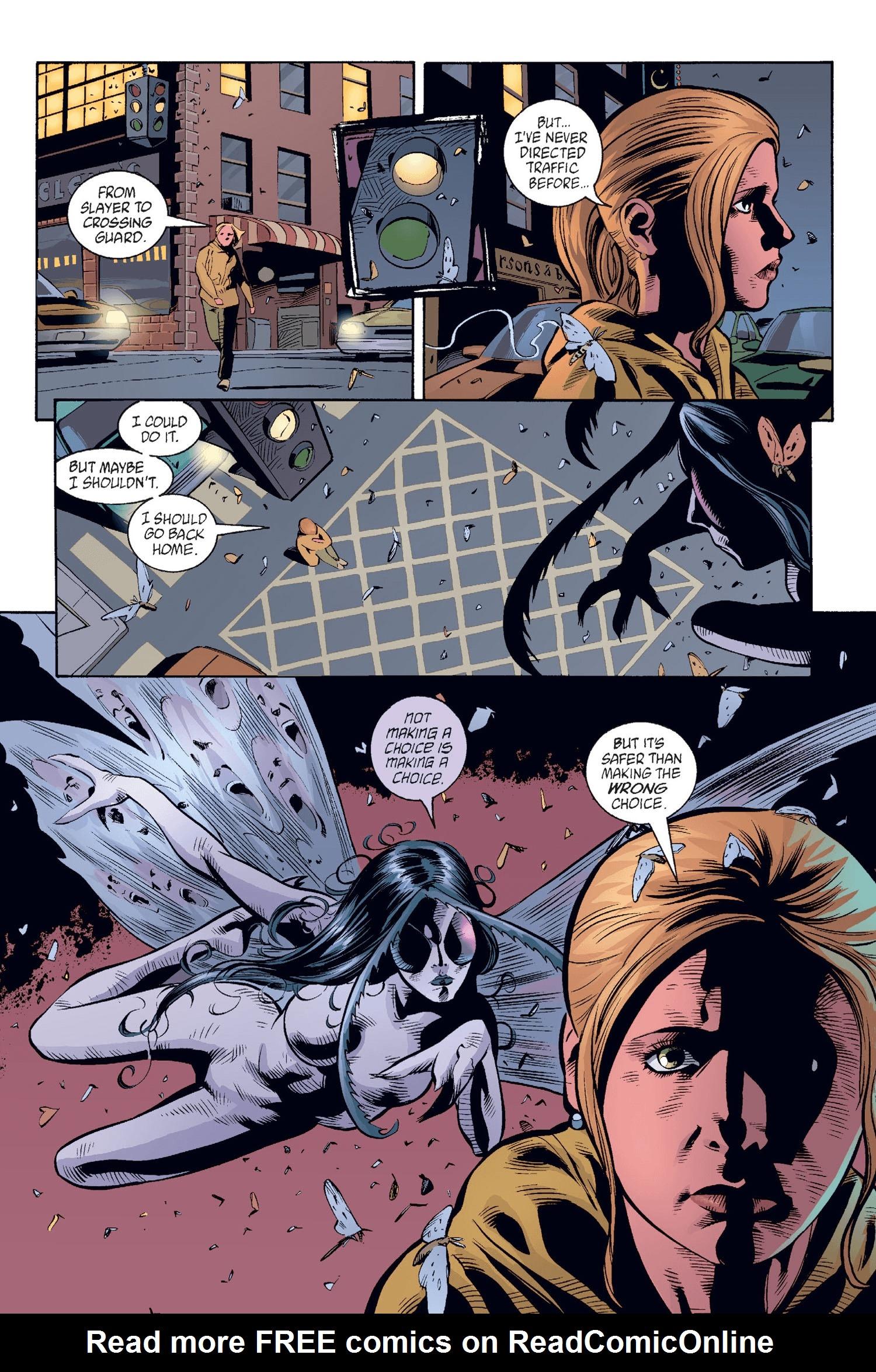 Read online Buffy the Vampire Slayer: Omnibus comic -  Issue # TPB 2 - 97