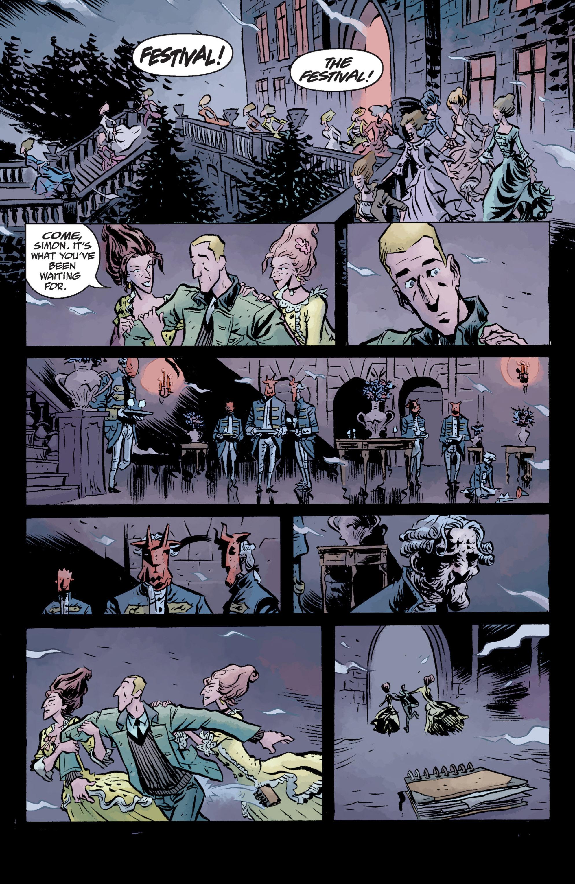 Read online B.P.R.D. (2003) comic -  Issue # TPB 13 - 43